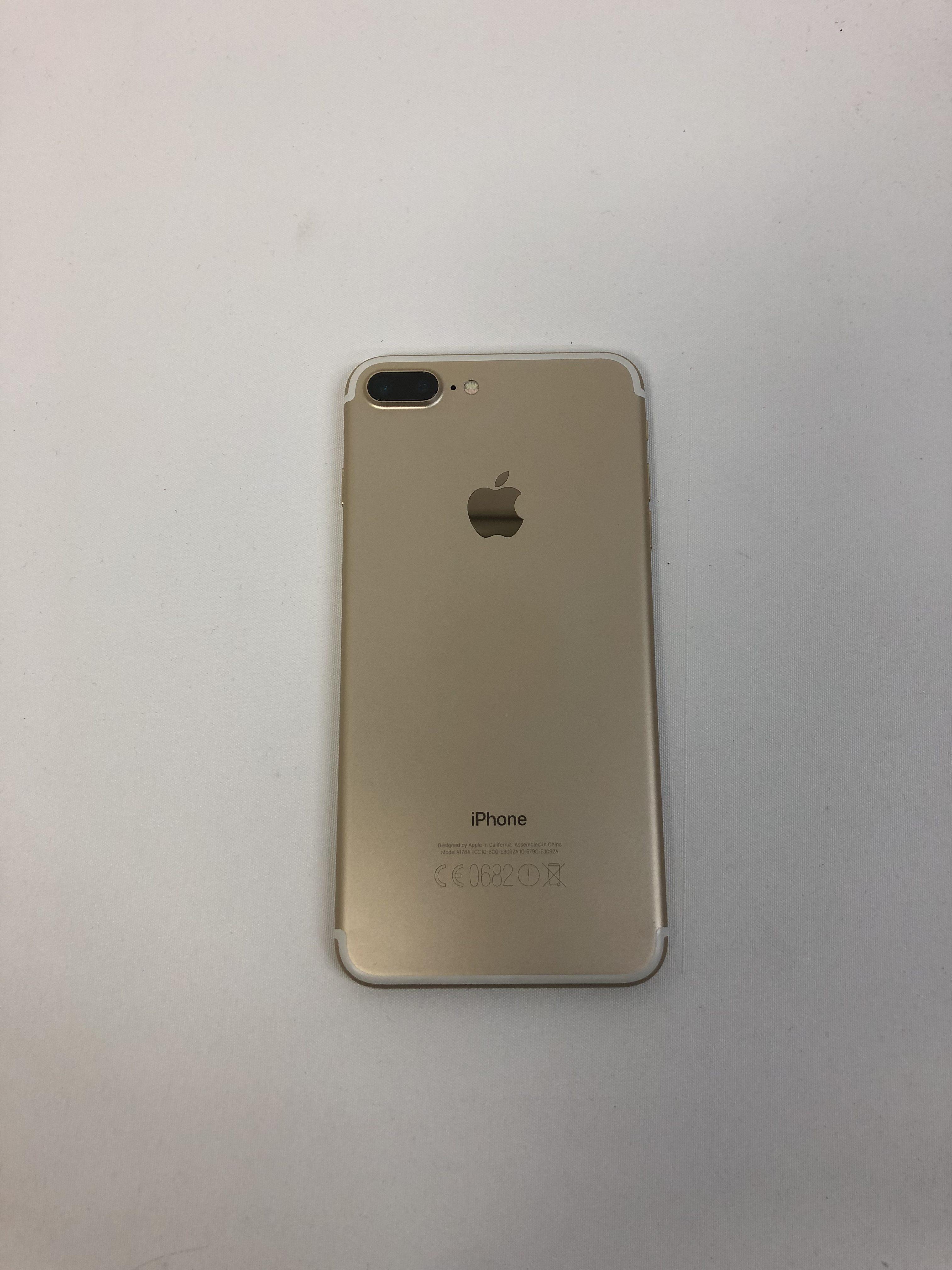 iPhone 7 Plus 256GB, 256 GB, Gold, Kuva 2