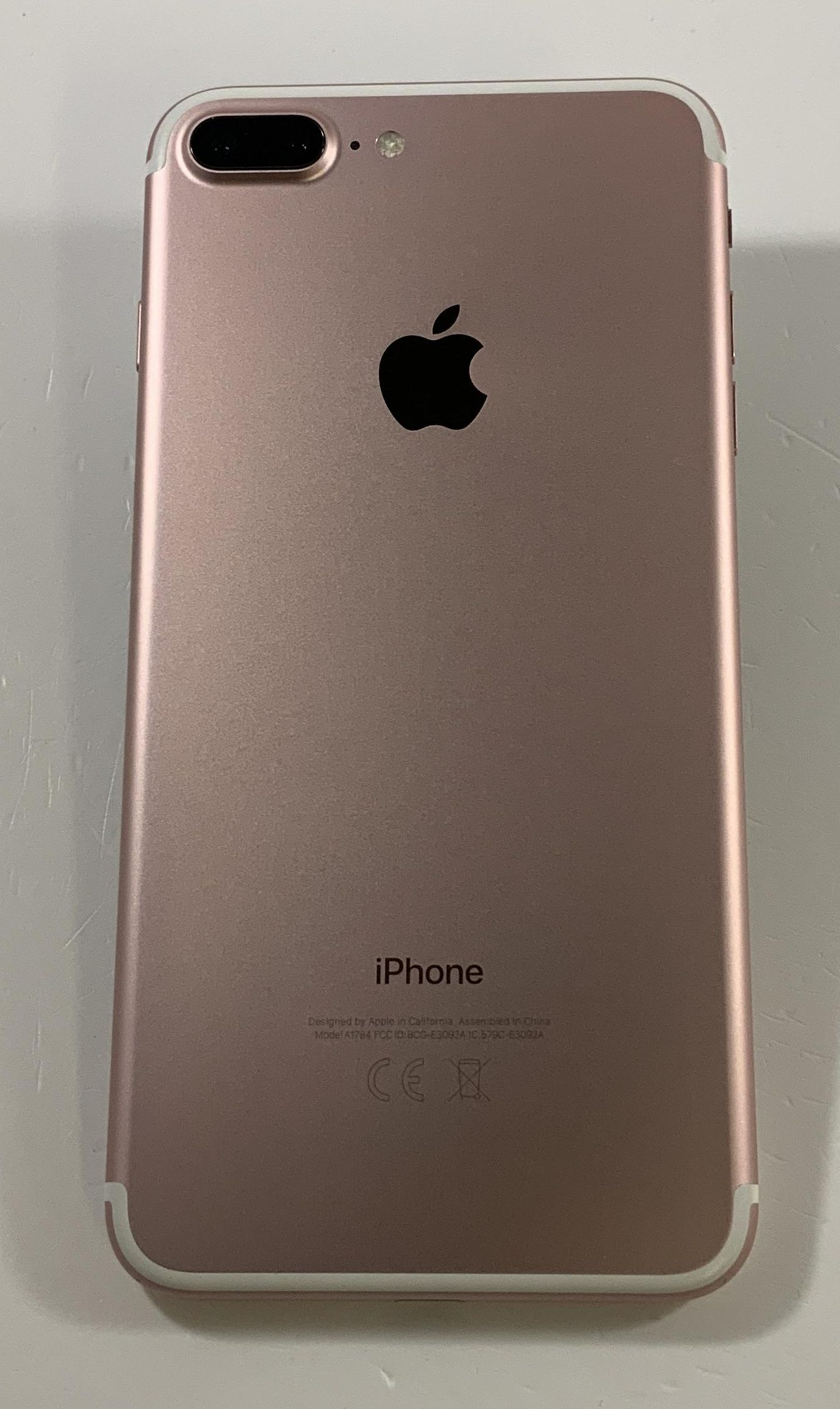 iPhone 7 Plus 32GB, 32GB, Rose Gold, imagen 2
