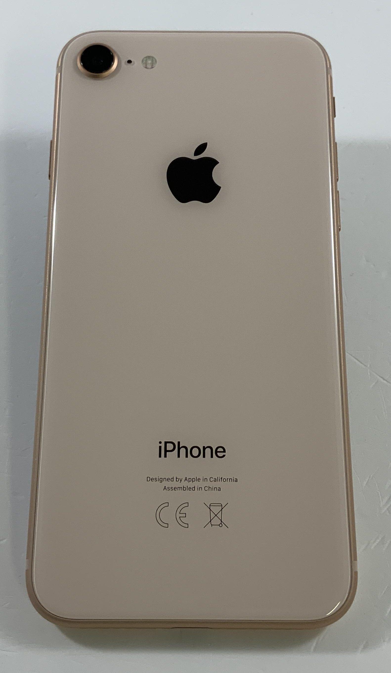 iPhone 8 256GB, 256GB, Gold, Kuva 2