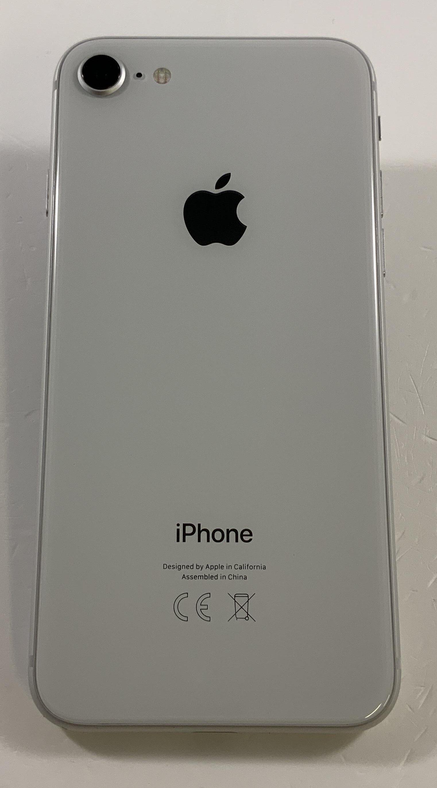 iPhone 8 256GB, 256GB, Silver, Kuva 2