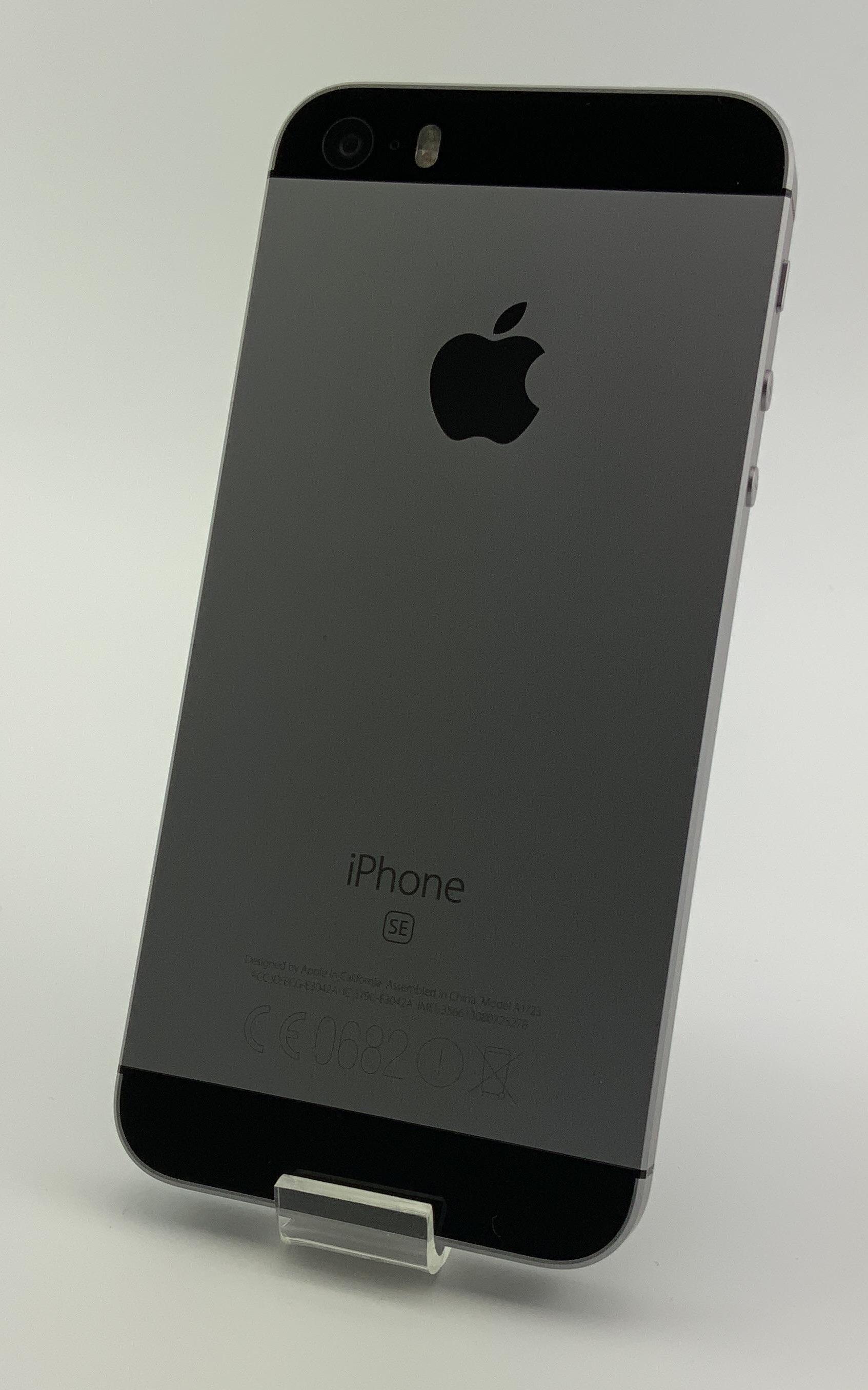 iPhone SE 16GB, 16GB, Space Gray, image 2