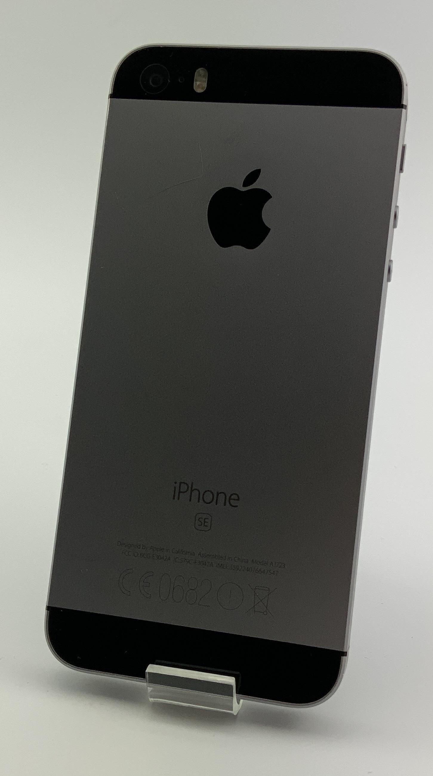 iPhone SE 16GB, 16GB, Space Gray, Kuva 2