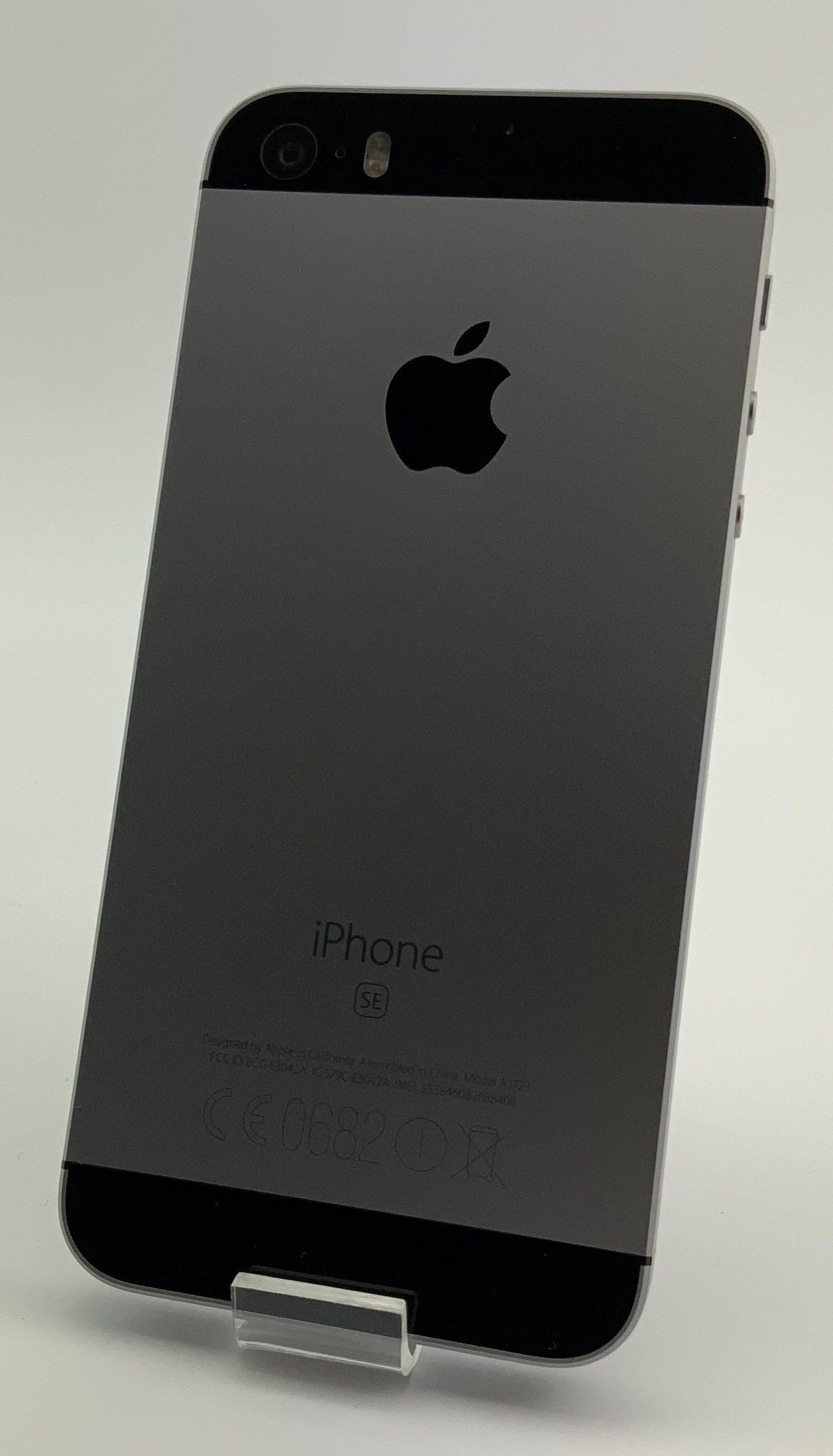 iPhone SE 16GB, 16GB, Space Gray, Afbeelding 2