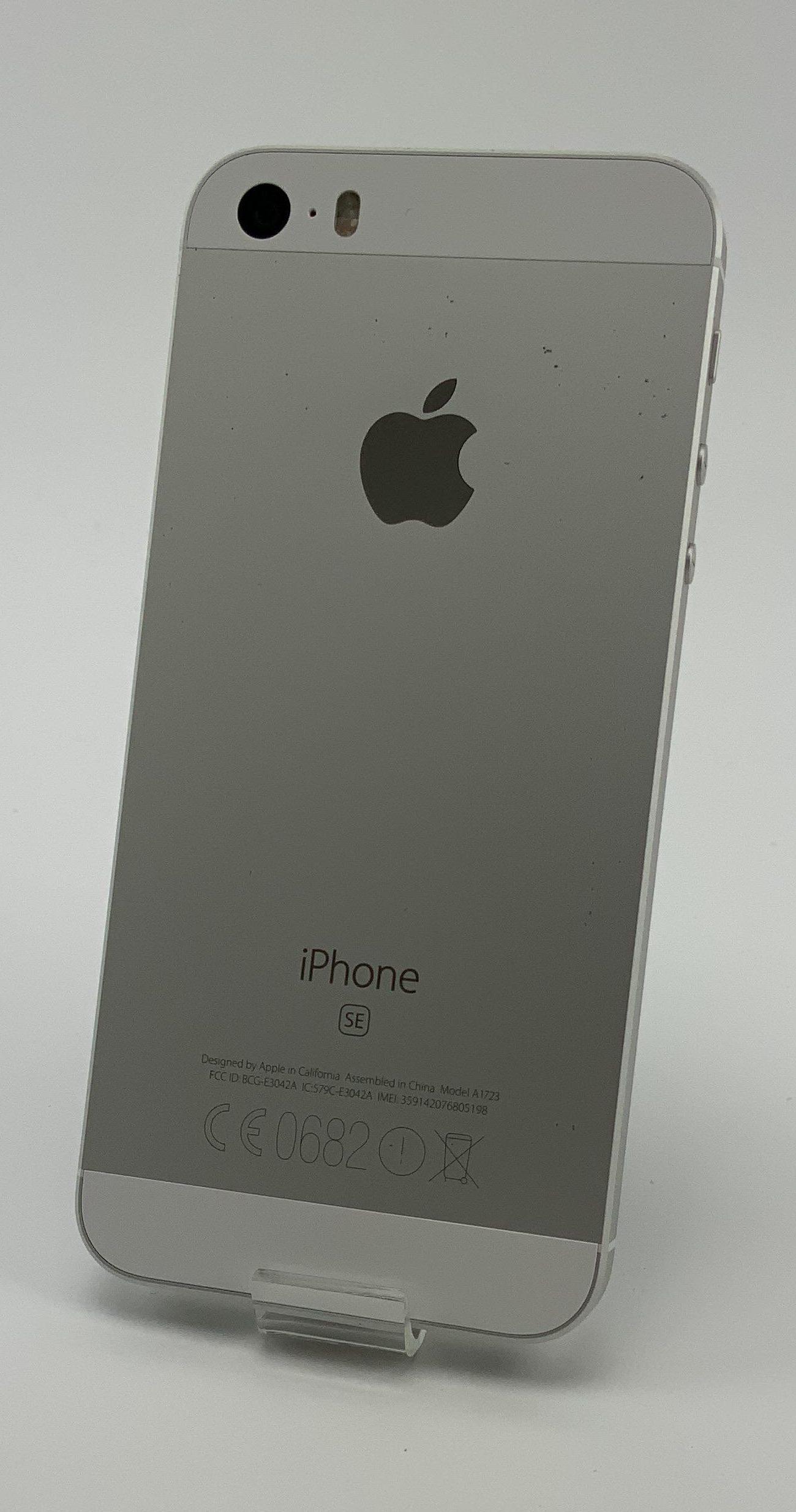 iPhone SE 16GB, 16GB, Silver, immagine 2