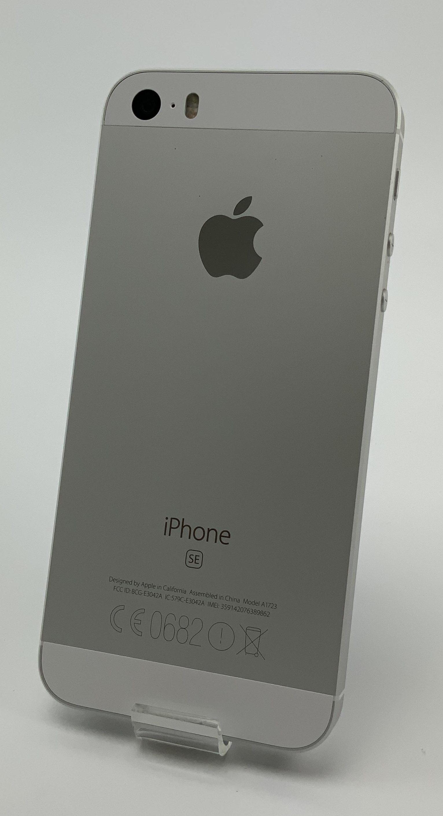 iPhone SE 16GB, 16GB, Silver, Kuva 2
