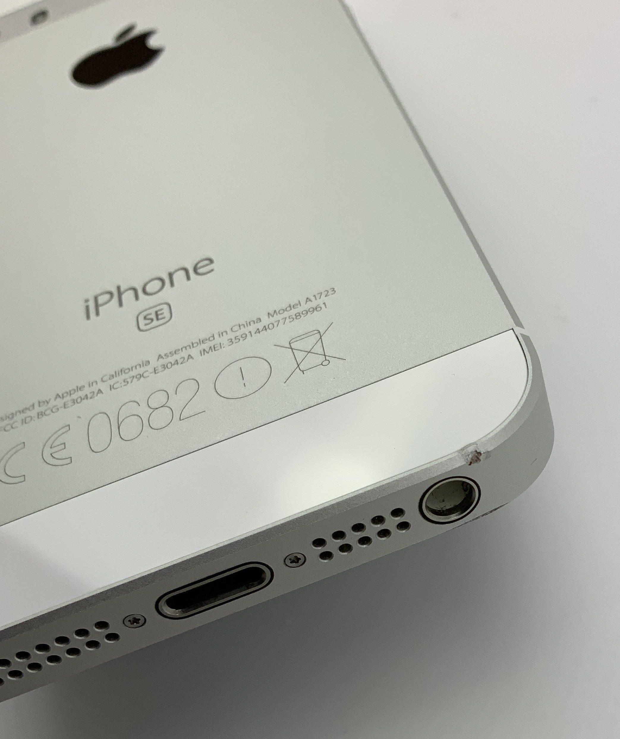 iPhone SE 16GB, 16GB, Silver, Kuva 3