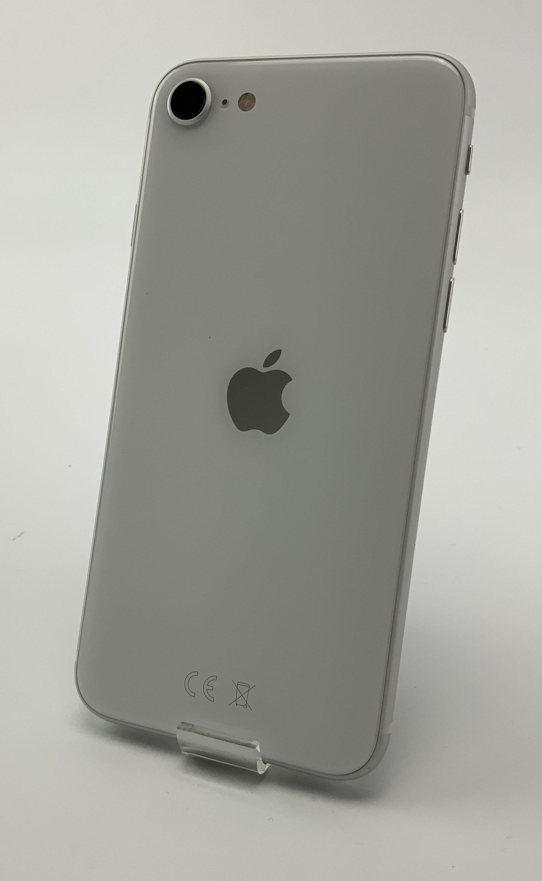 iPhone SE (2nd Gen) 128GB, 128GB, White, Bild 2