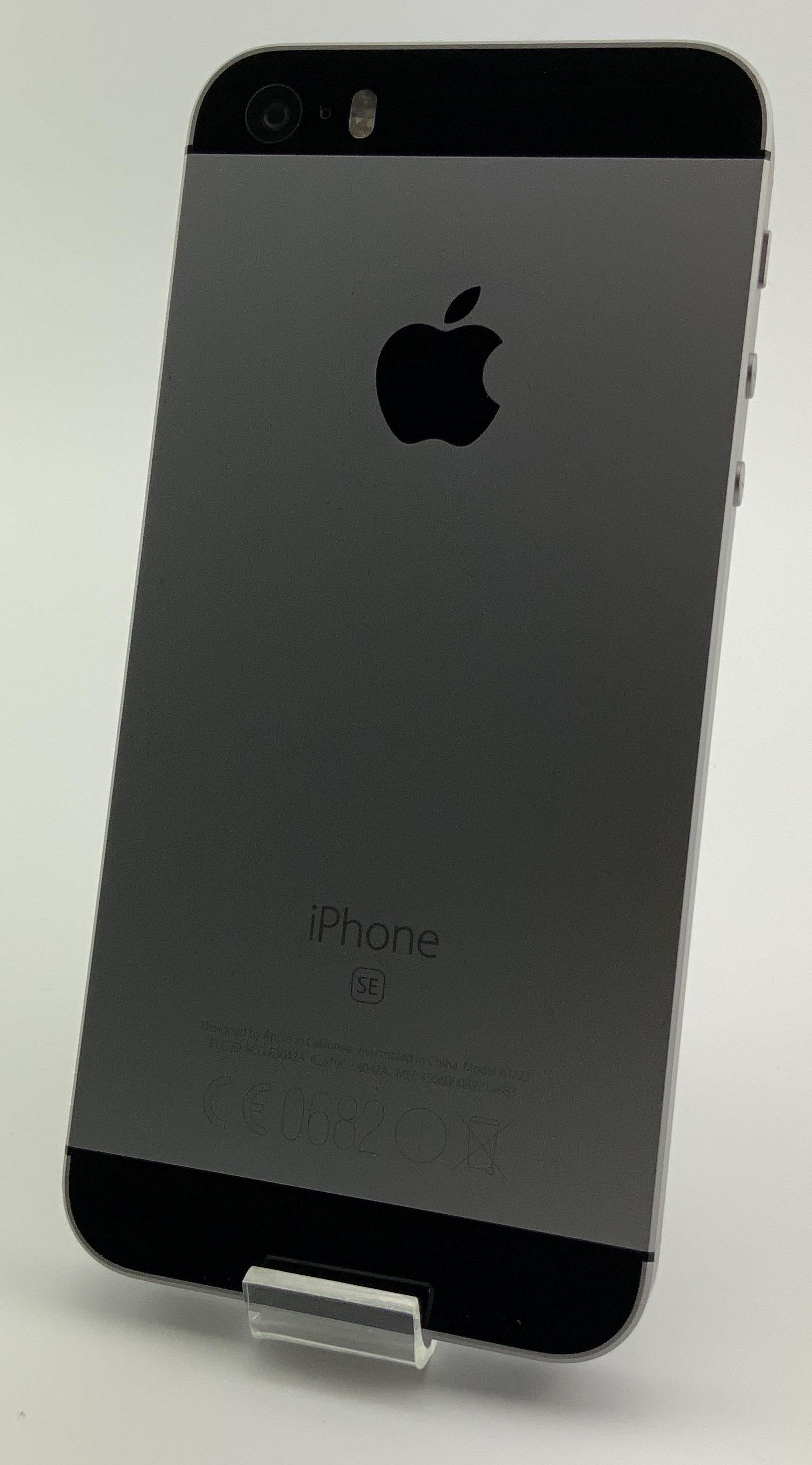 iPhone SE 32GB, 32GB, Space Gray, Kuva 2
