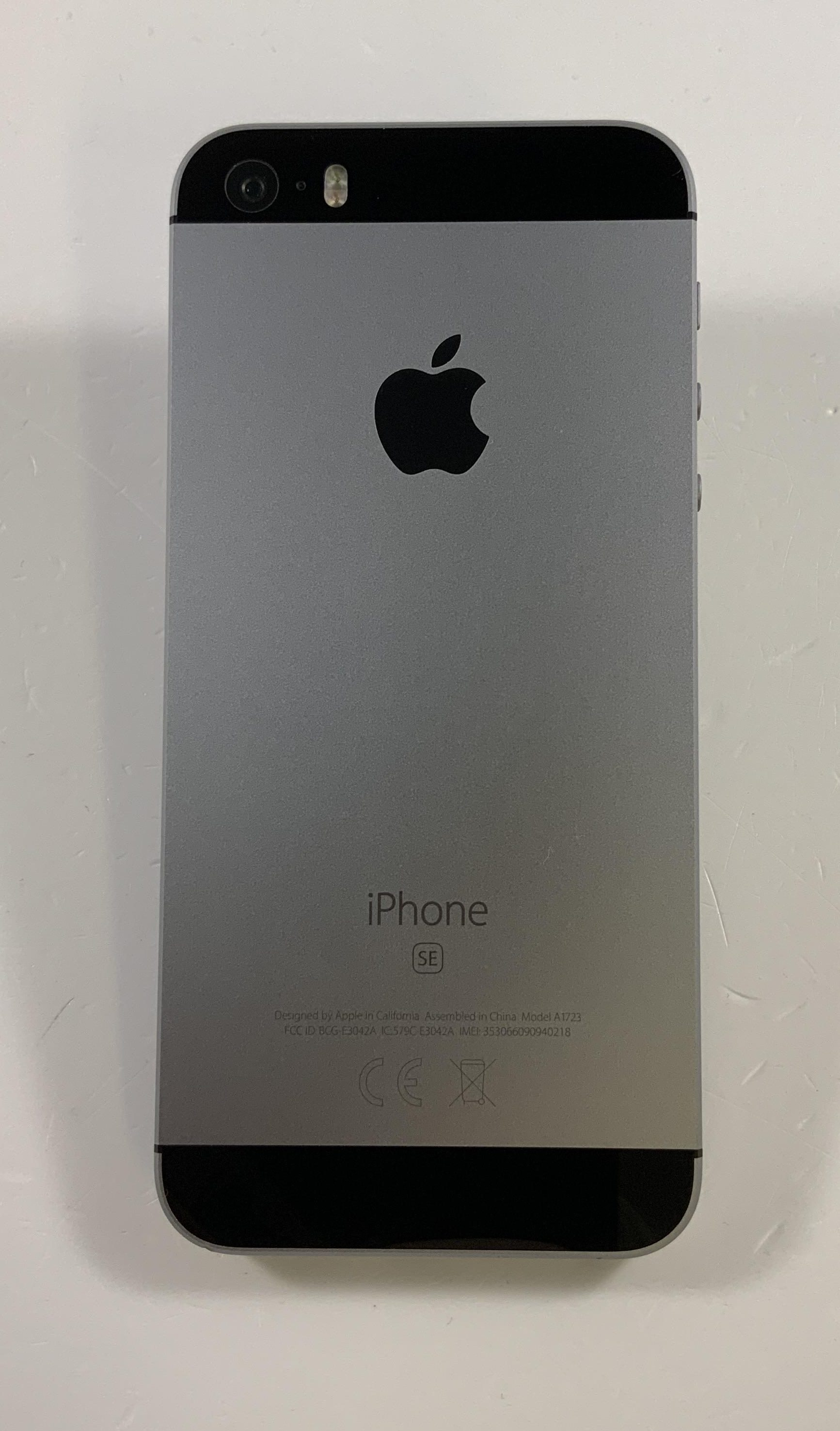 iPhone SE 32GB, 32GB, Space Gray, Bild 2