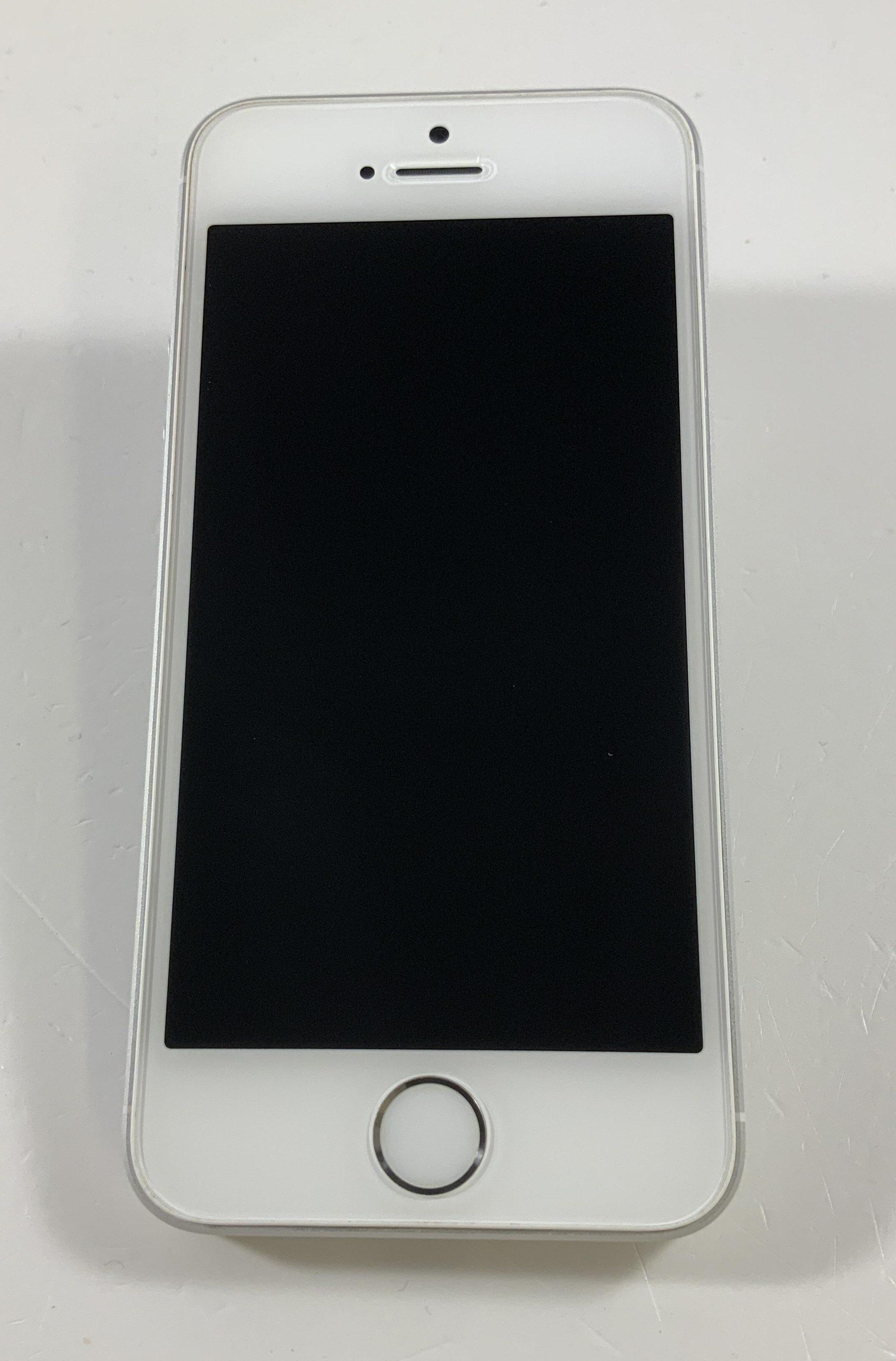 iPhone SE 32GB, 32GB, Silver, Bild 1