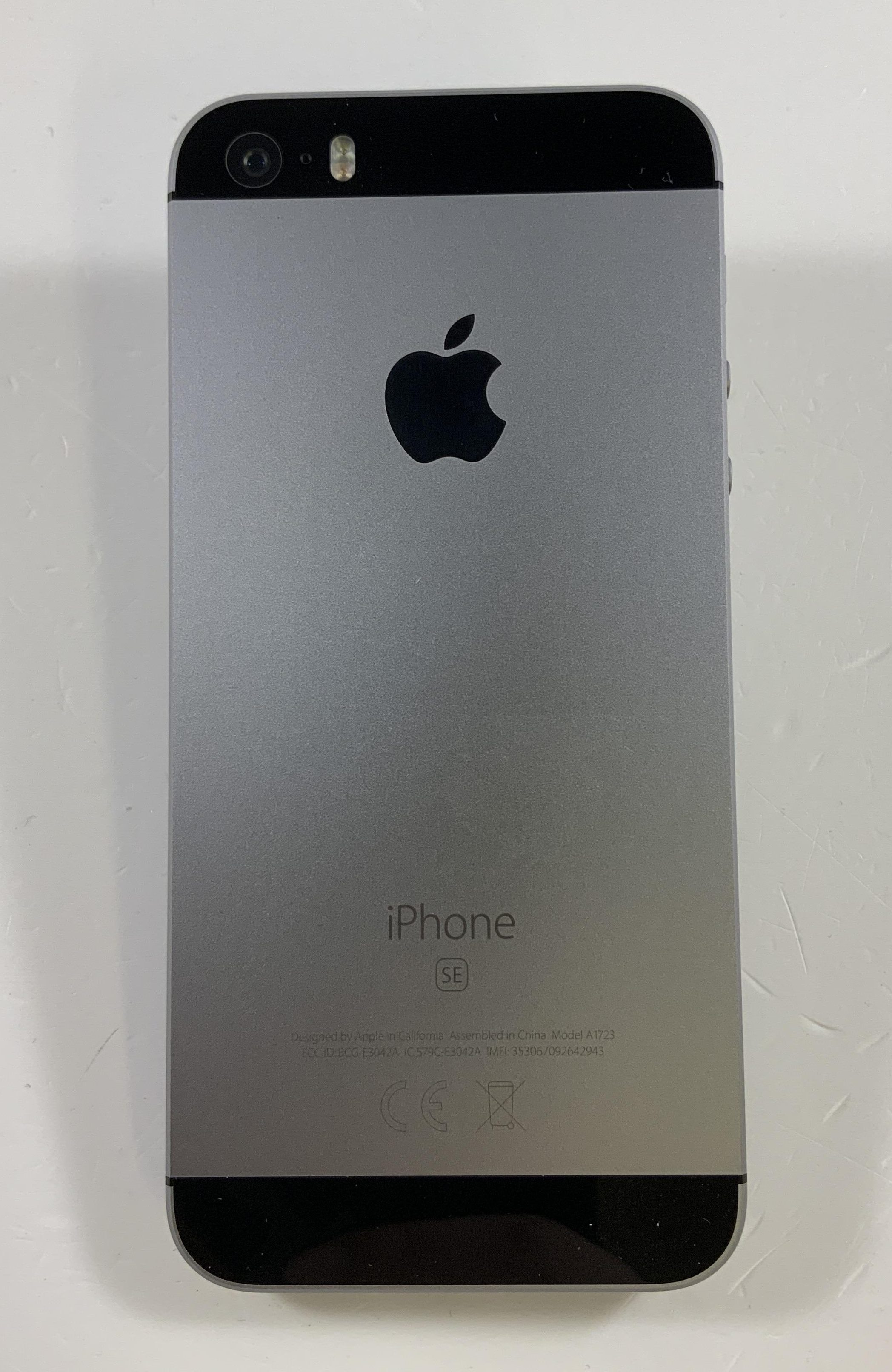 iPhone SE 32GB, 32GB, Space Gray, Kuva 2