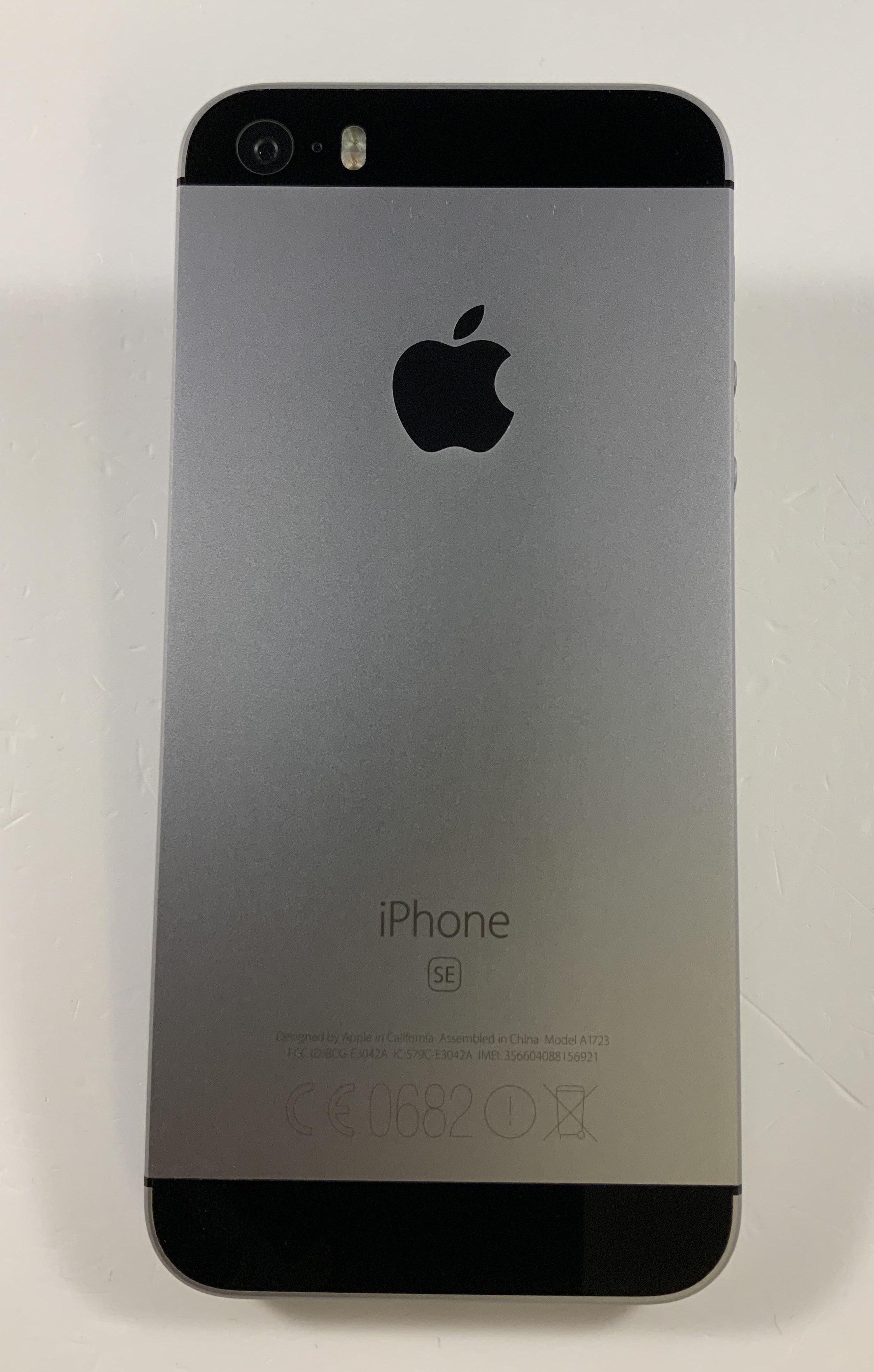 iPhone SE 32GB, 32GB, Space Gray, image 2