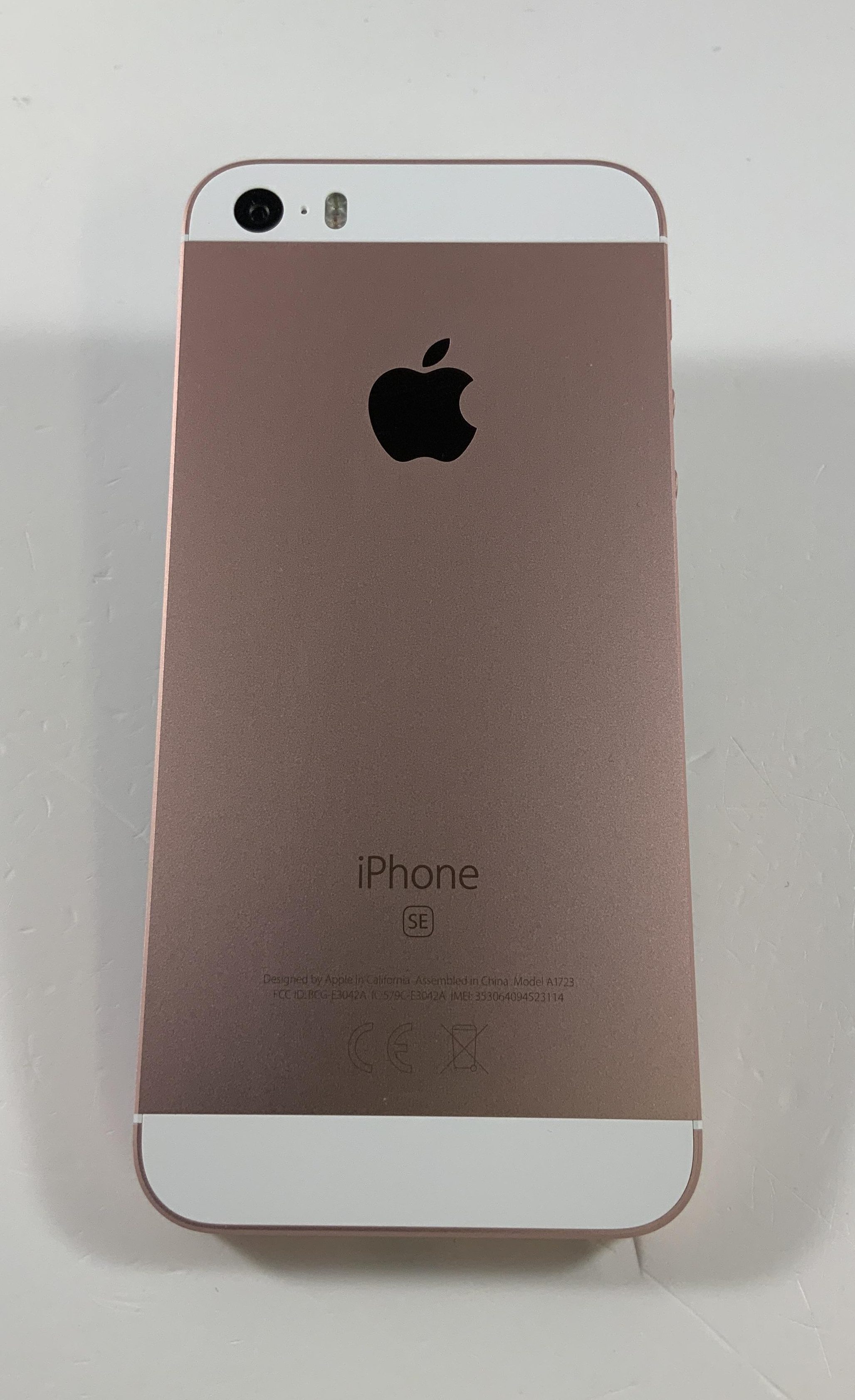 iPhone SE 32GB, 32GB, Rose Gold, Kuva 2