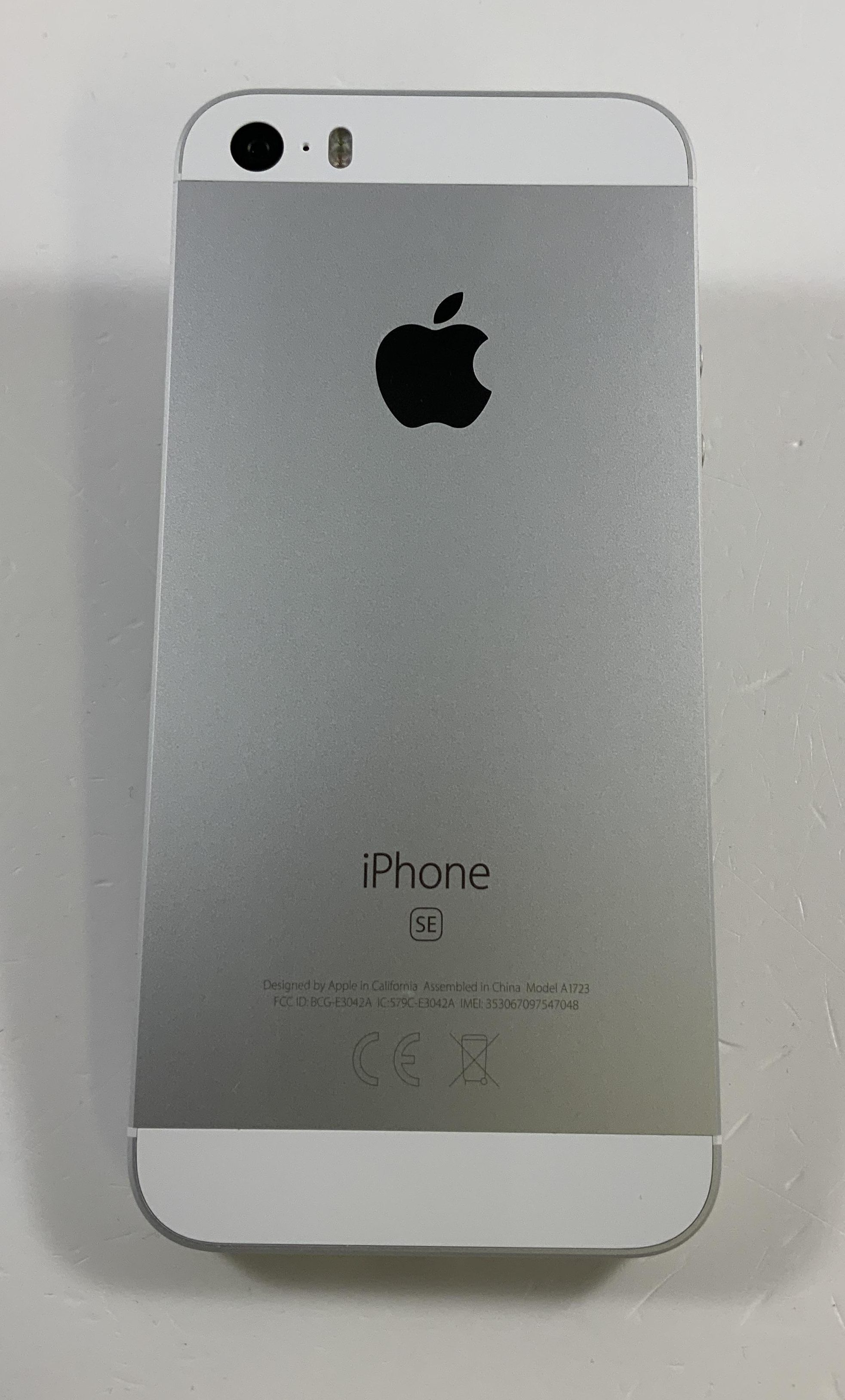 iPhone SE 32GB, 32GB, Silver, Kuva 2