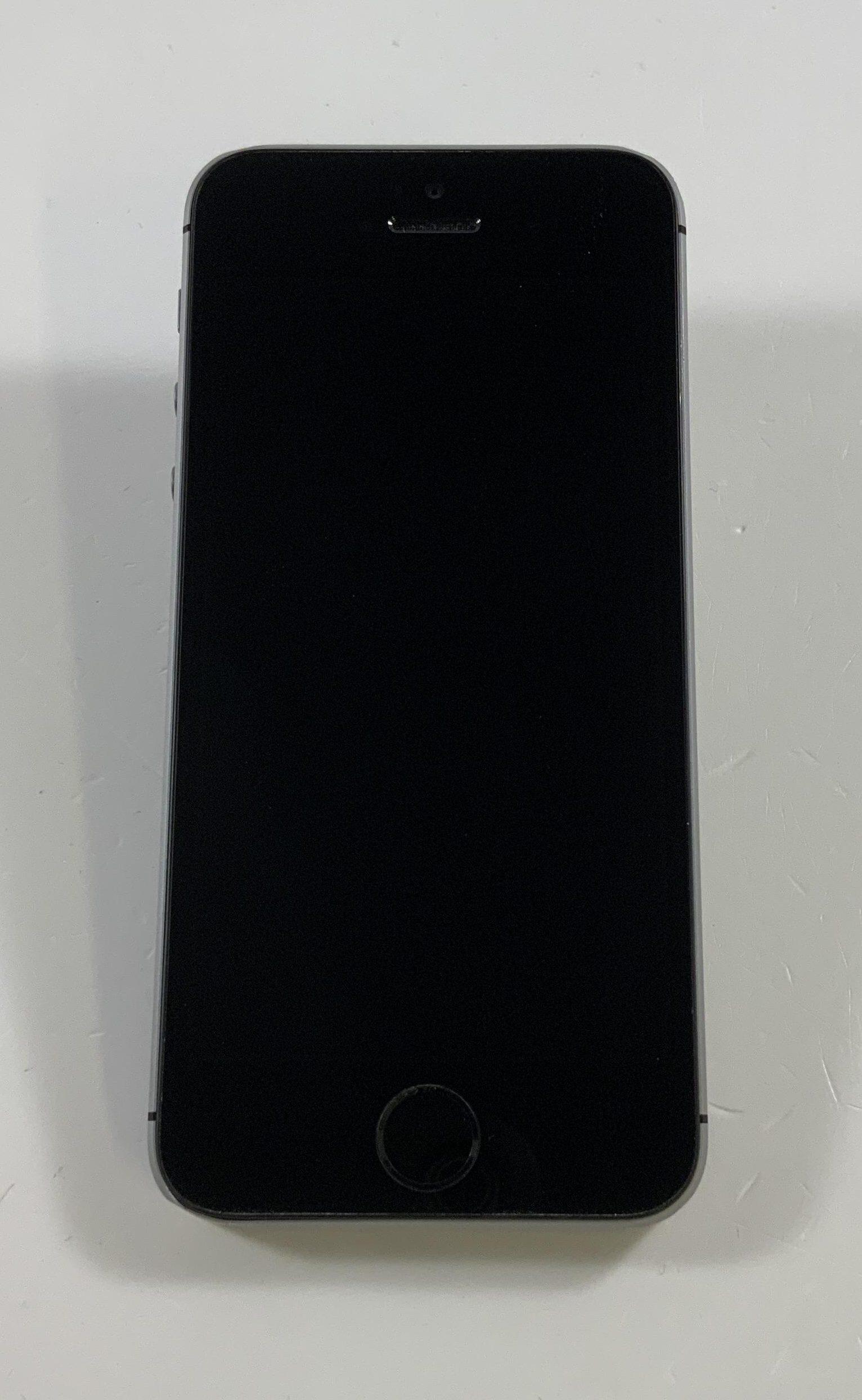 iPhone SE 32GB, 32GB, Space Gray, image 1