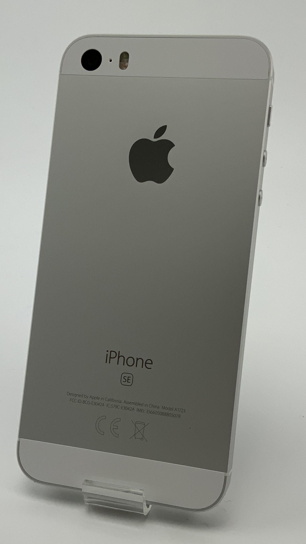 iPhone SE 32GB, 32GB, Silver, Kuva 2