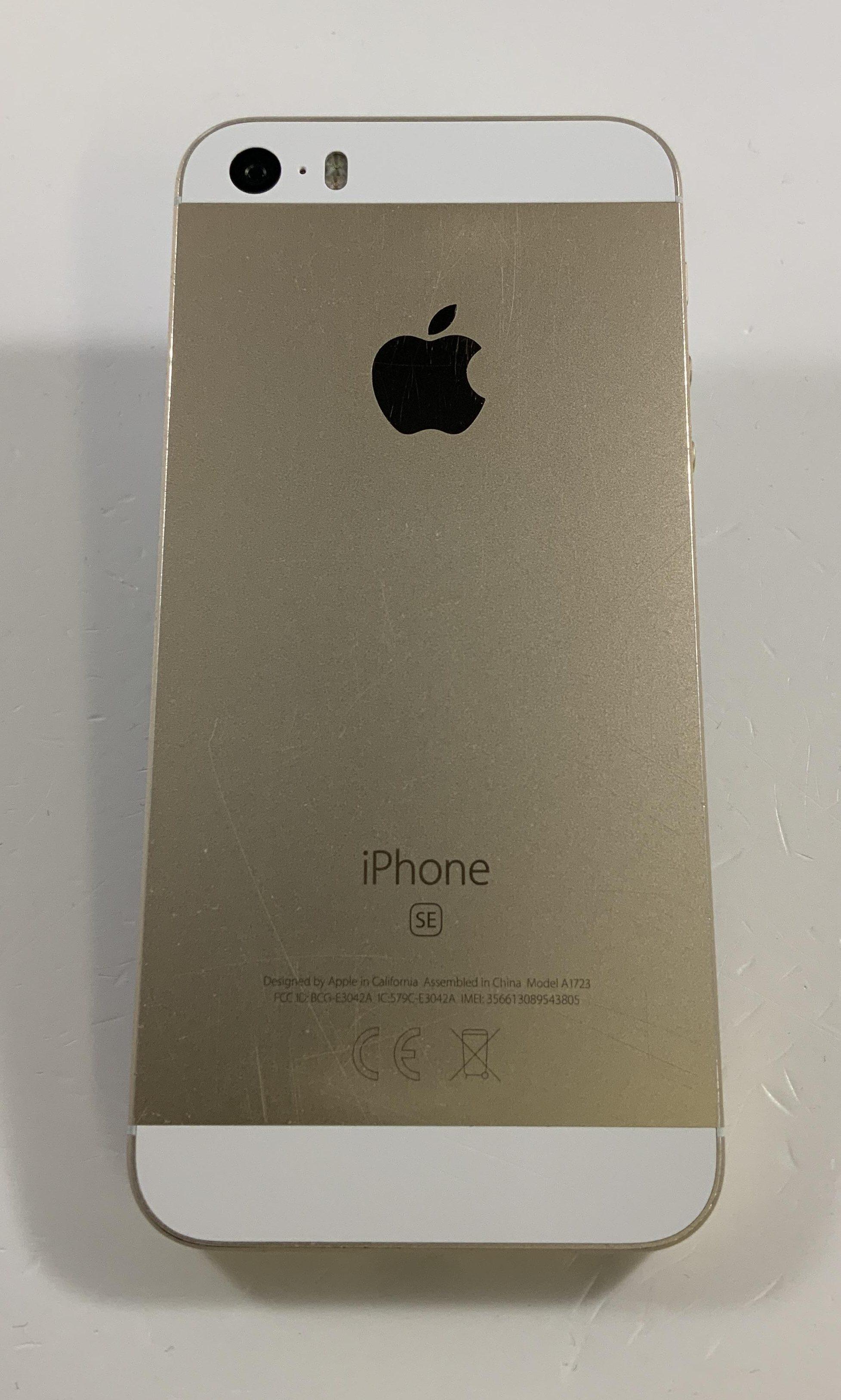 iPhone SE 32GB, 32GB, Gold, bild 2
