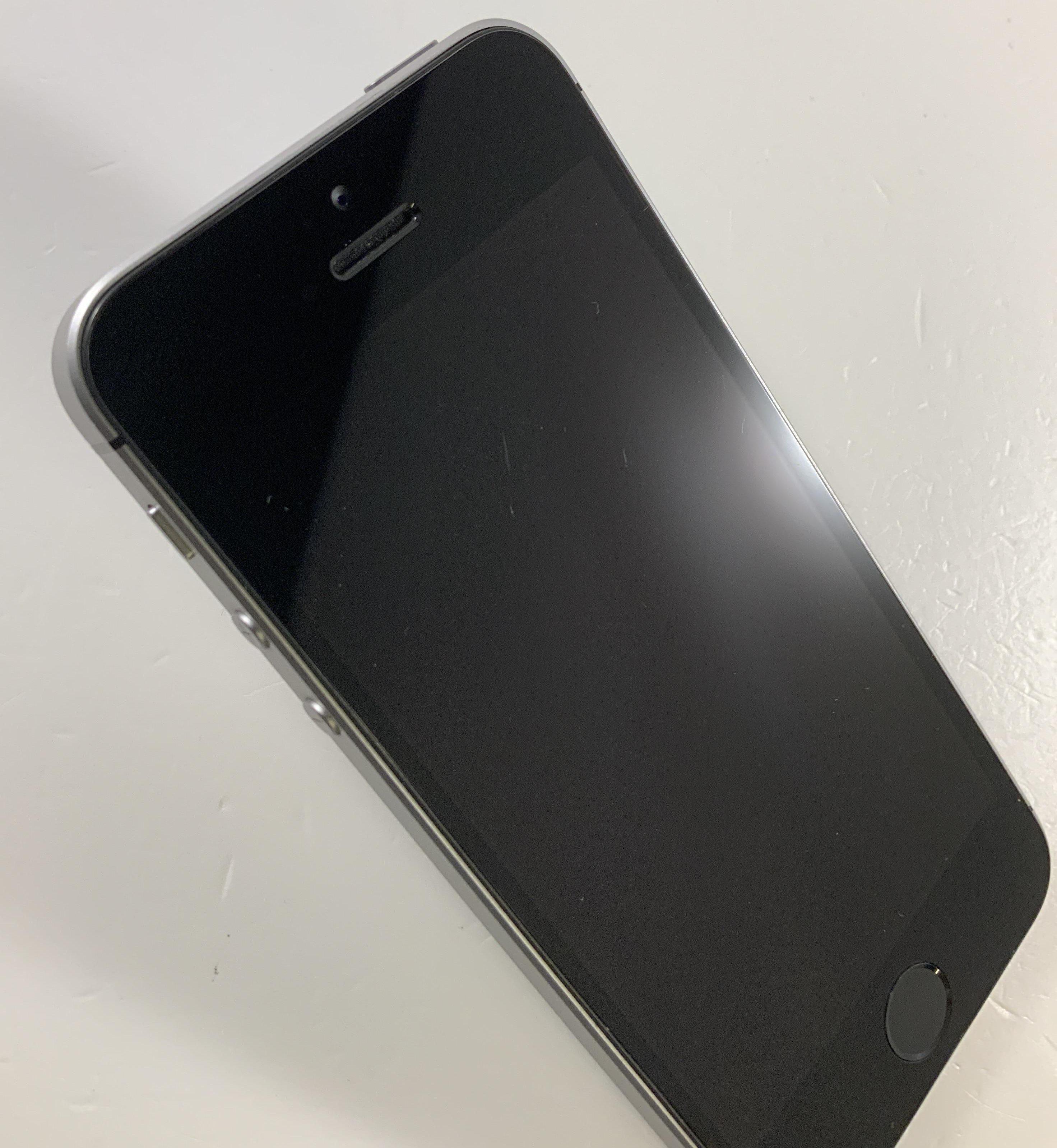 iPhone SE 32GB, 32GB, Space Gray, bild 3