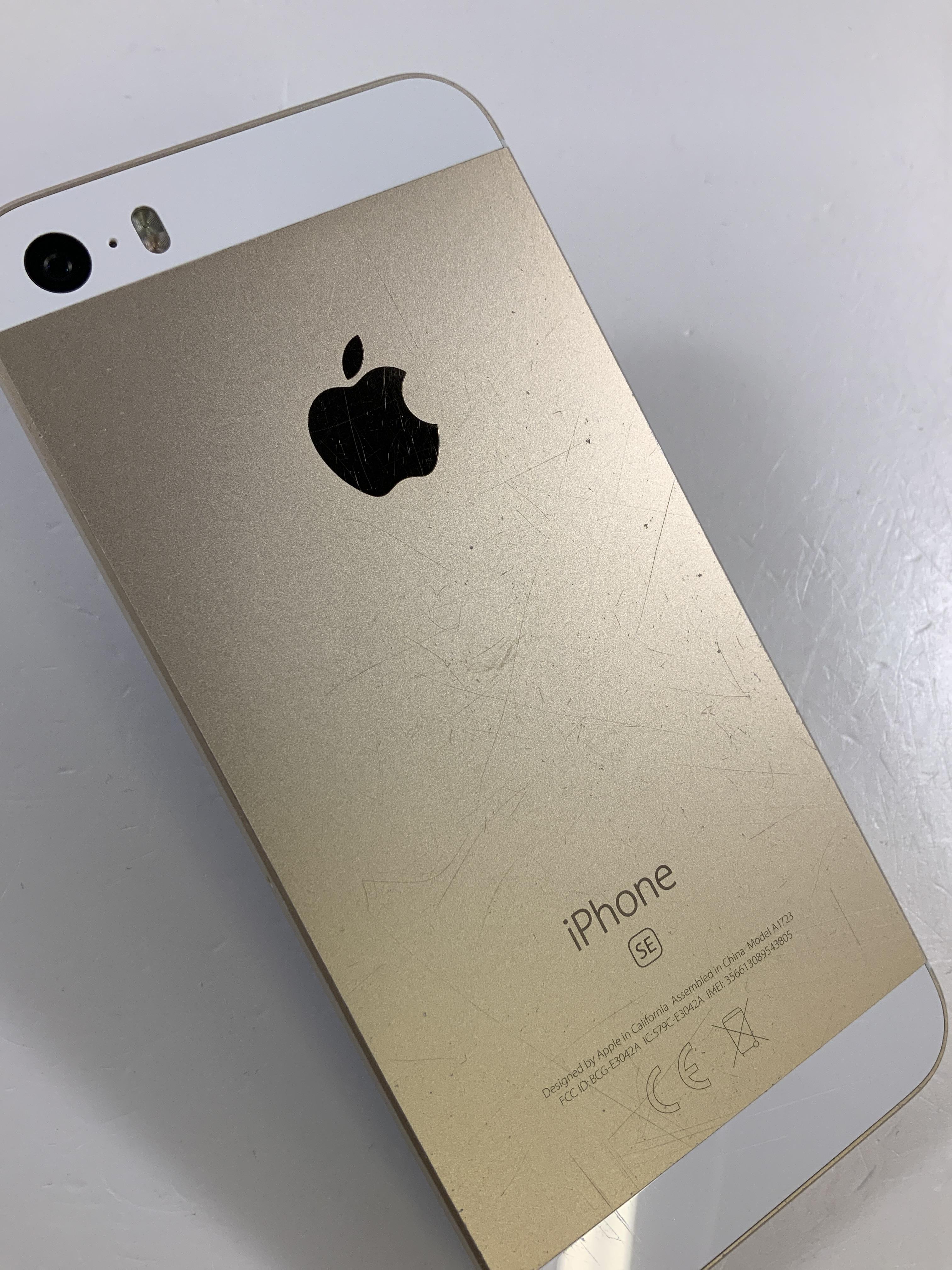 iPhone SE 32GB, 32GB, Gold, Bild 5