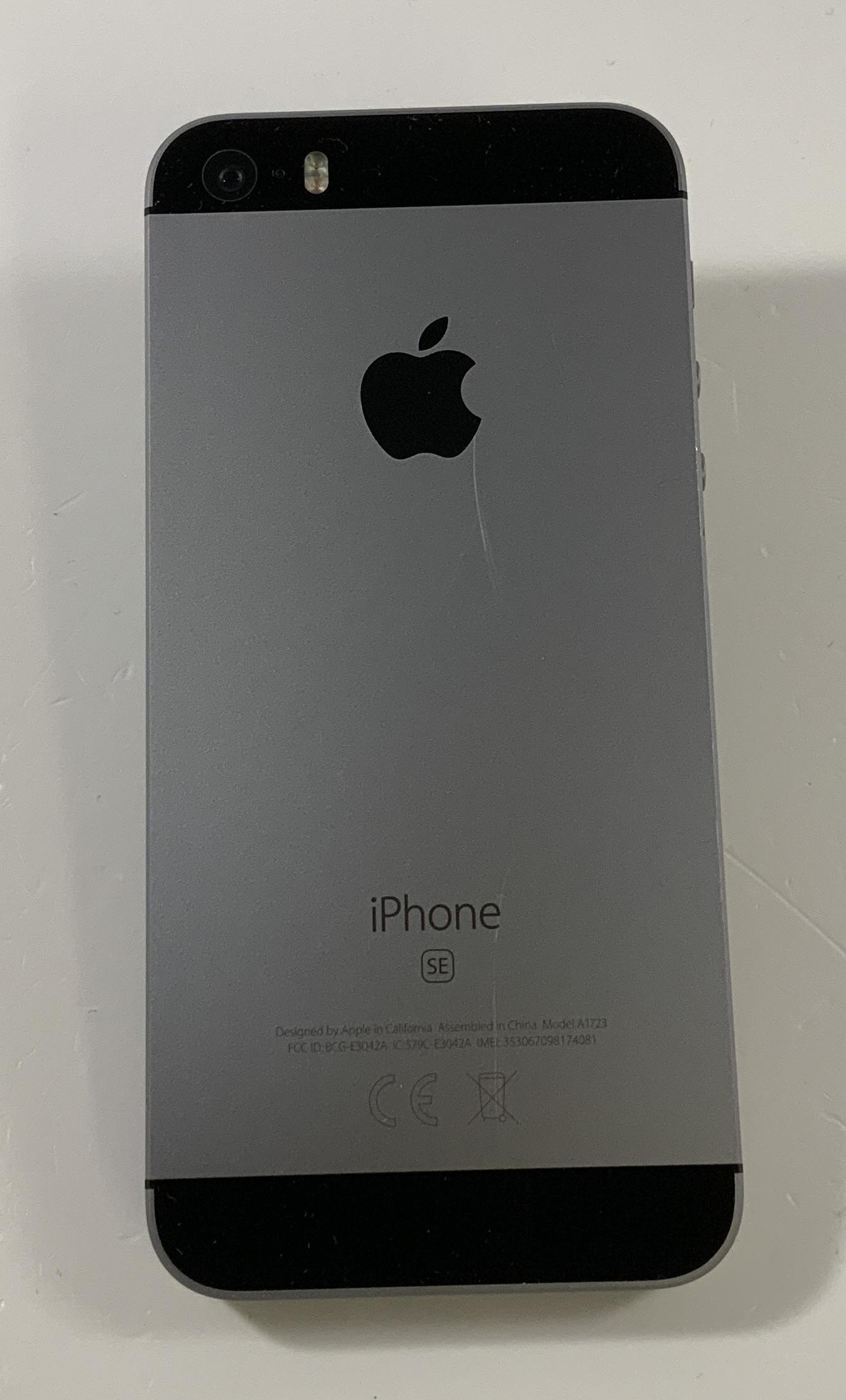 iPhone SE 32GB, 32GB, Space Gray, immagine 2