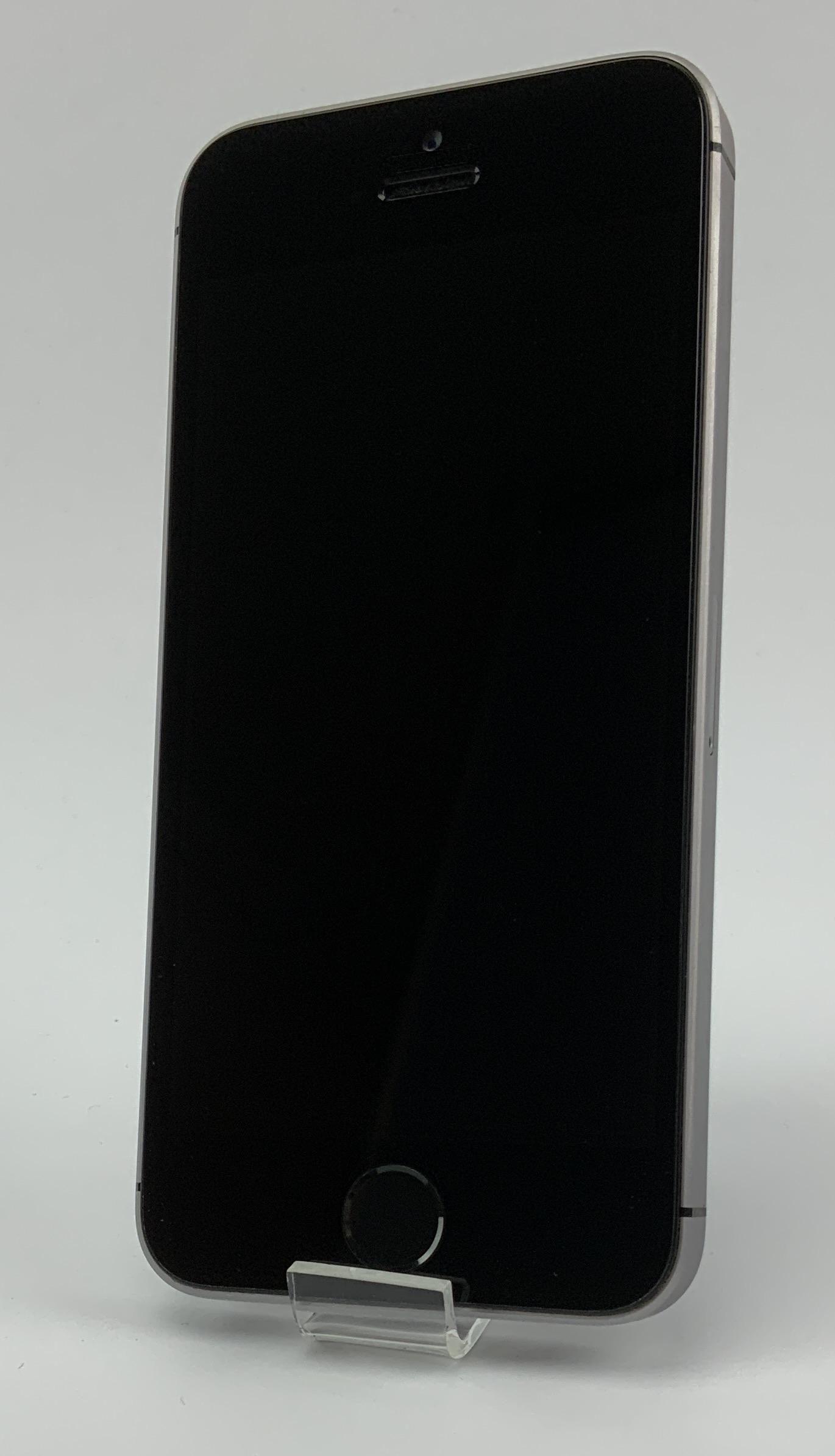 iPhone SE 64GB, 64GB, Space Gray, Kuva 1
