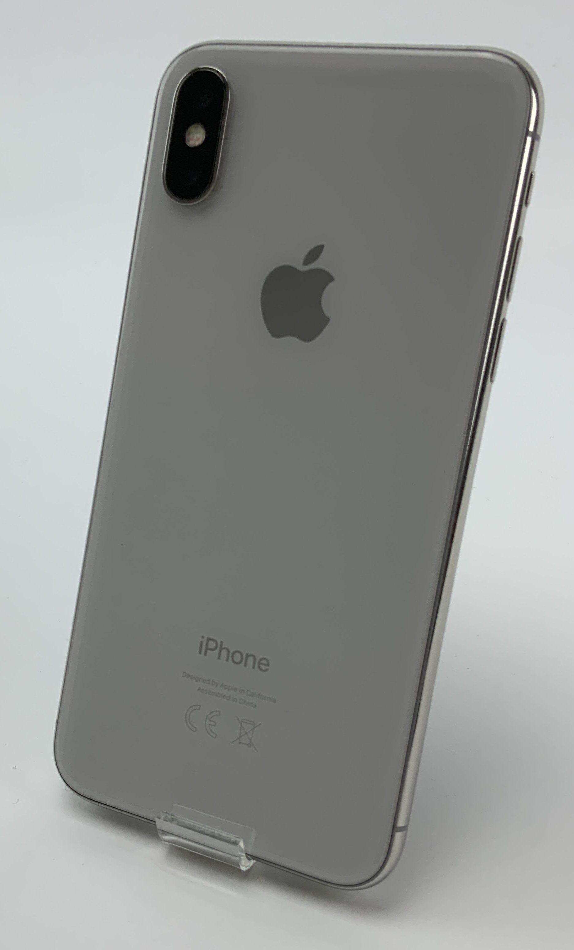 iPhone X 64GB, 64GB, Silver, imagen 2