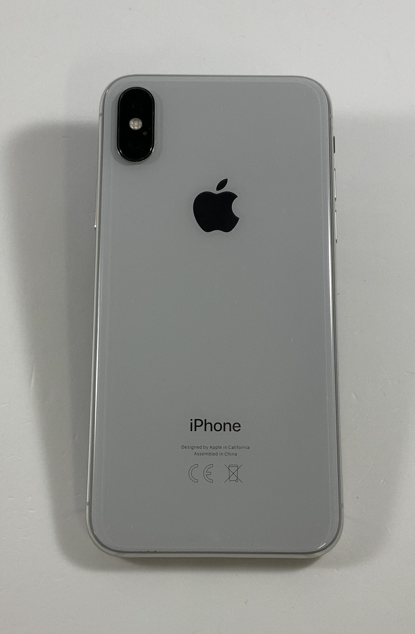 iPhone X 64GB, 64GB, Silver, image 2