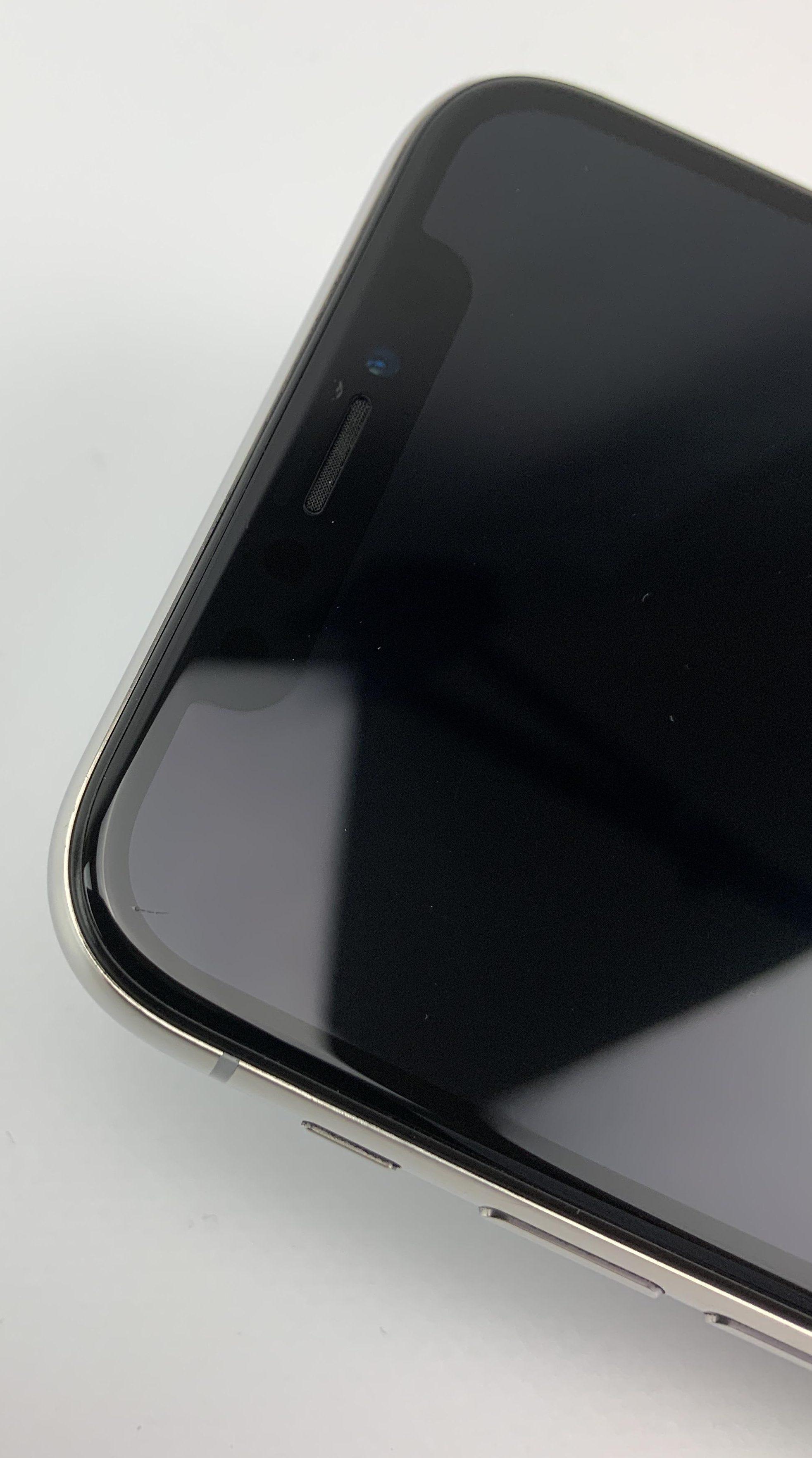 iPhone X 64GB, 64GB, Silver, Afbeelding 3
