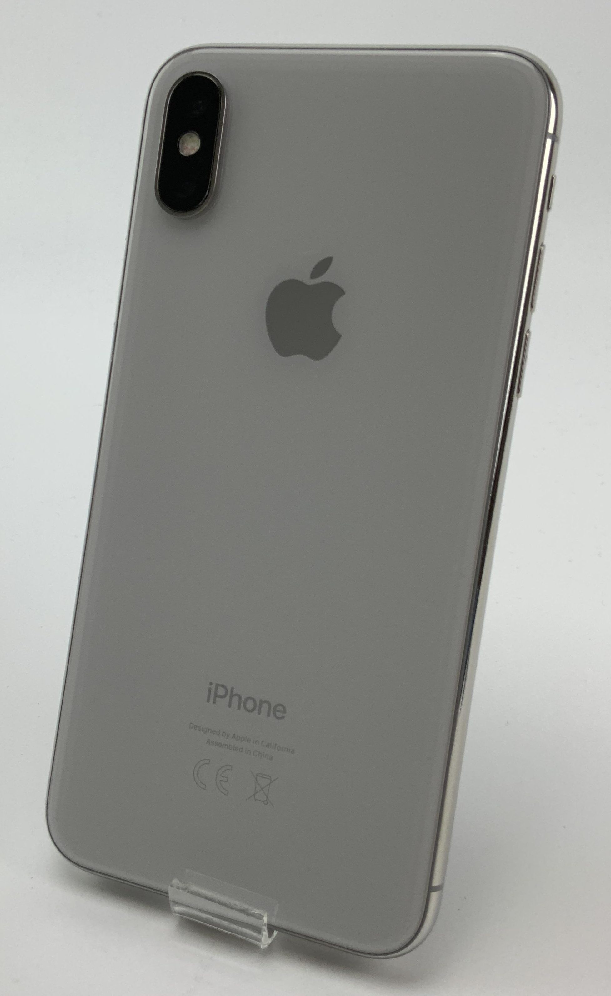 iPhone X 64GB, 64GB, Silver, Kuva 2