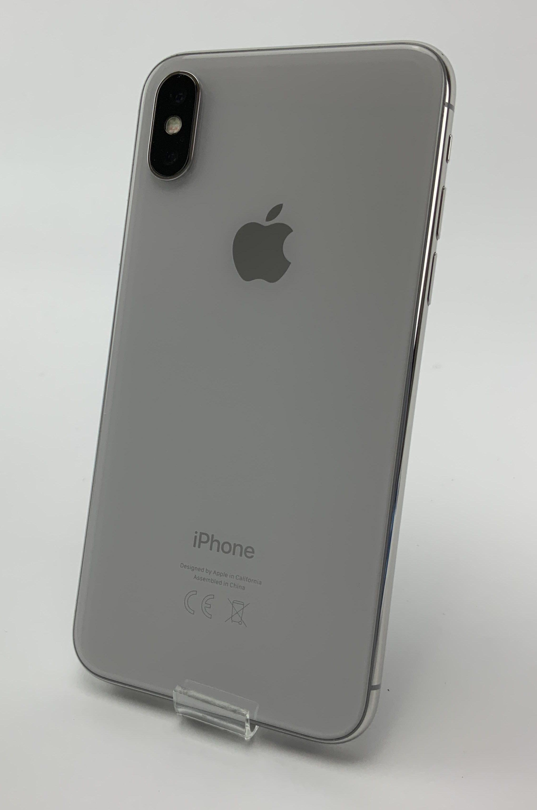 iPhone X 64GB, 64GB, Silver, Afbeelding 2