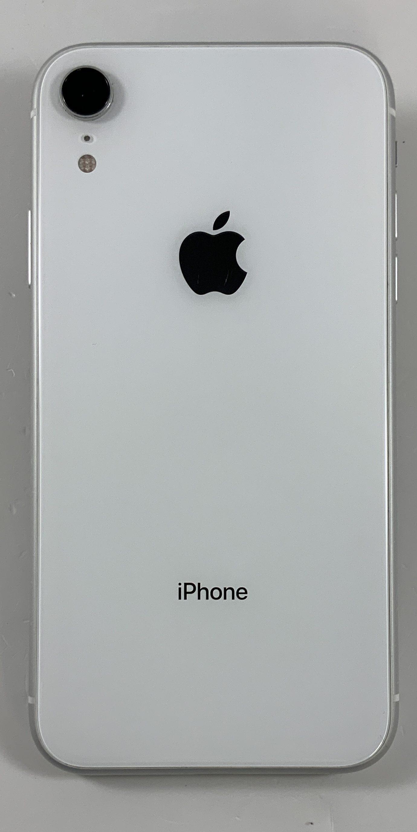 iPhone XR 128GB, 128GB, White, Bild 3