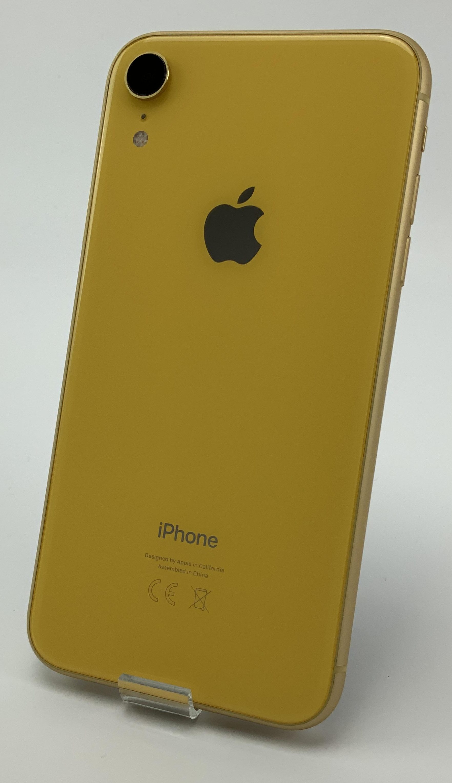 iPhone XR 128GB, 128GB, Yellow, Bild 2