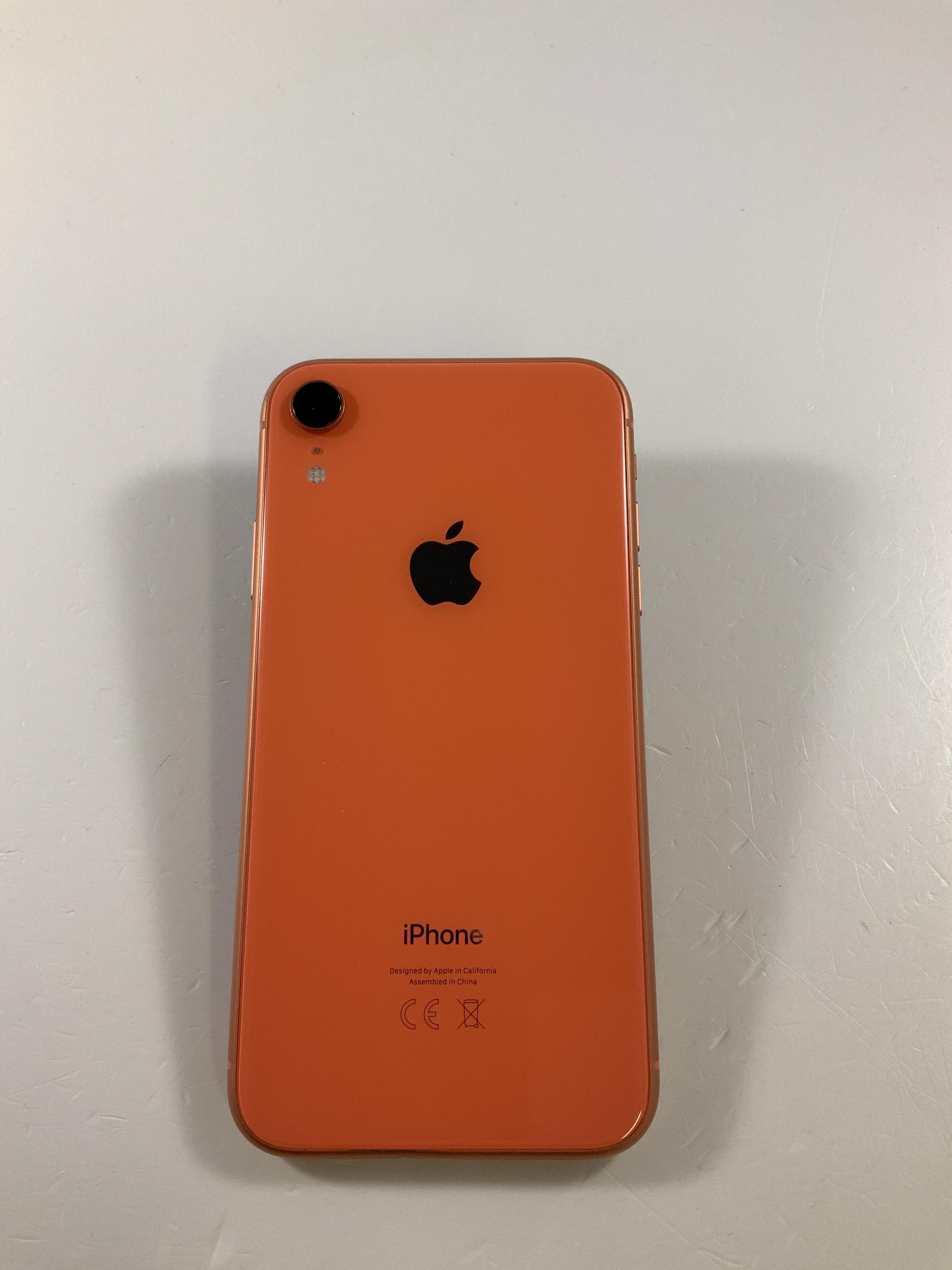 iPhone XR 64GB, 64GB, Coral, bild 2