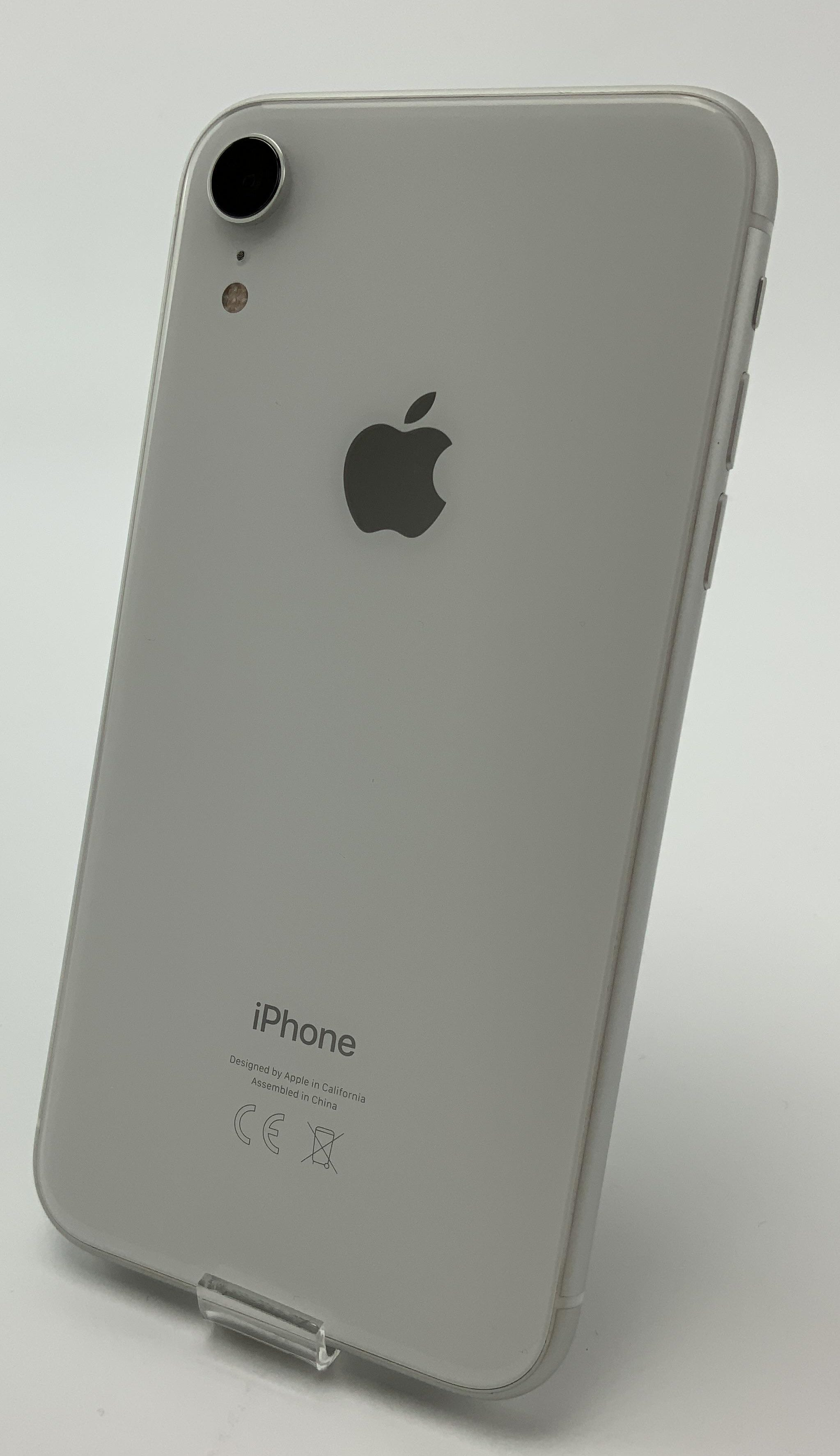 iPhone XR 64GB, 64GB, White, Afbeelding 2