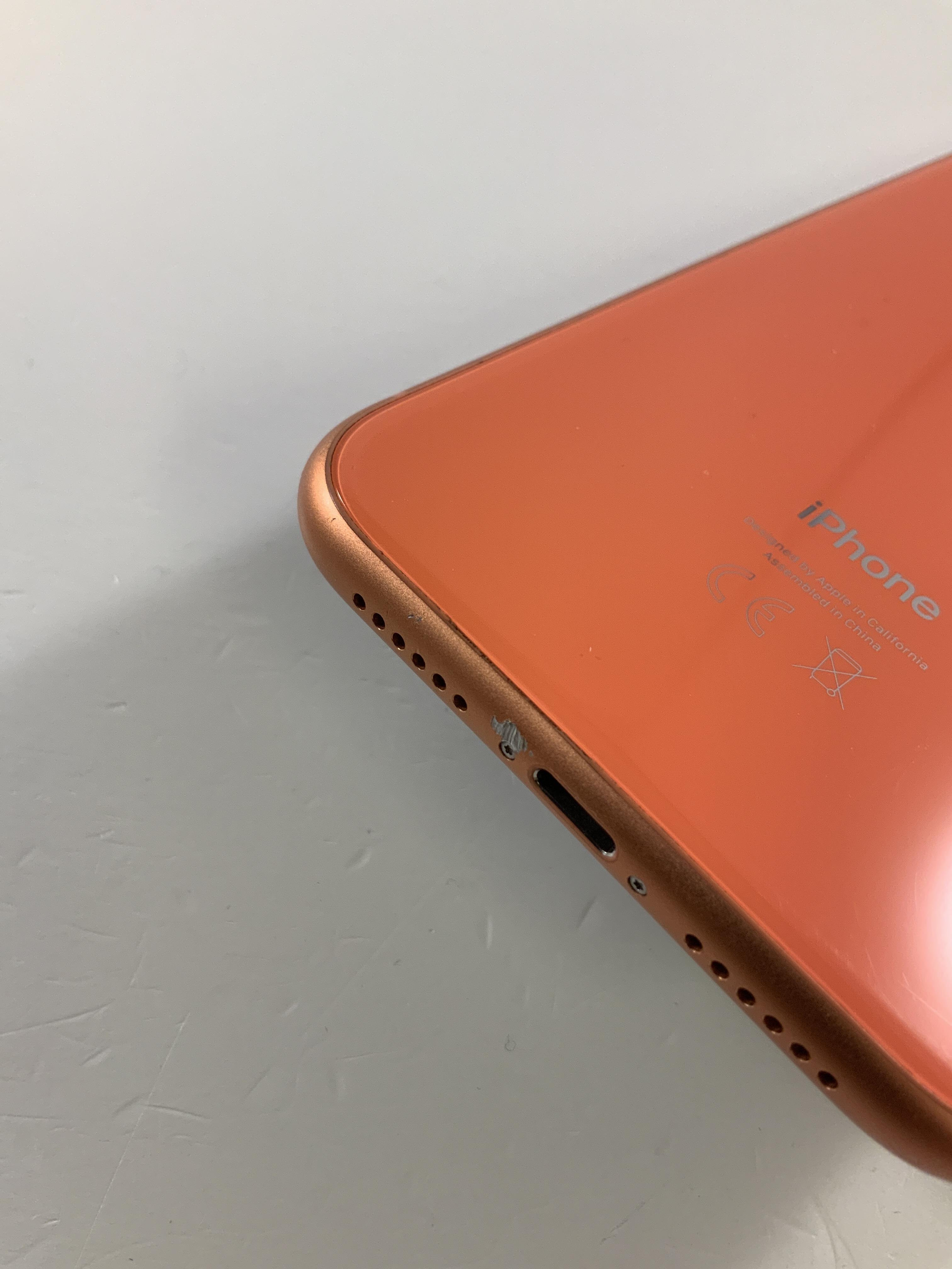 iPhone XR 64GB, 64GB, Coral, bild 4
