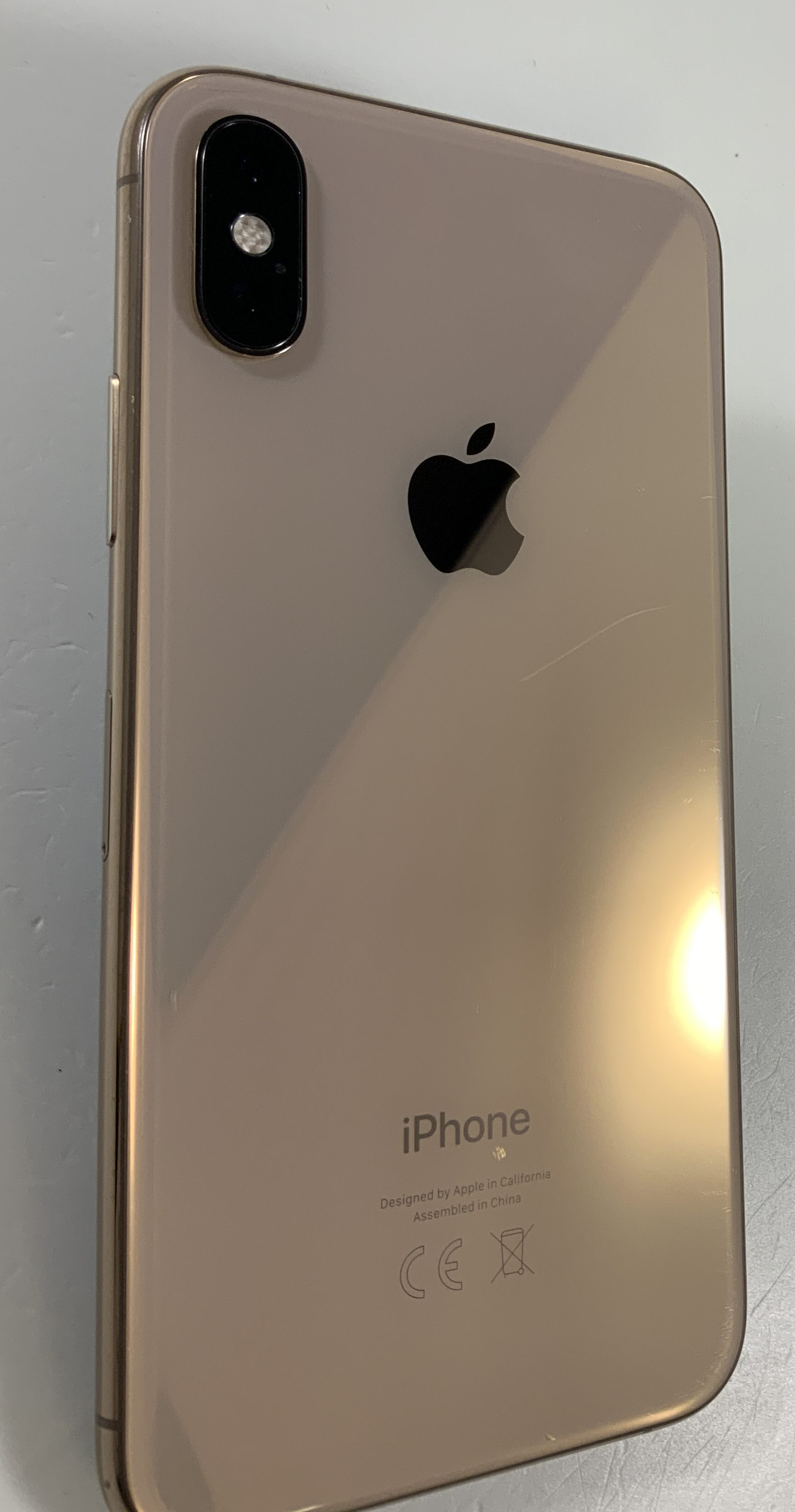 iPhone XS 256GB, 256GB, Gold, image 3