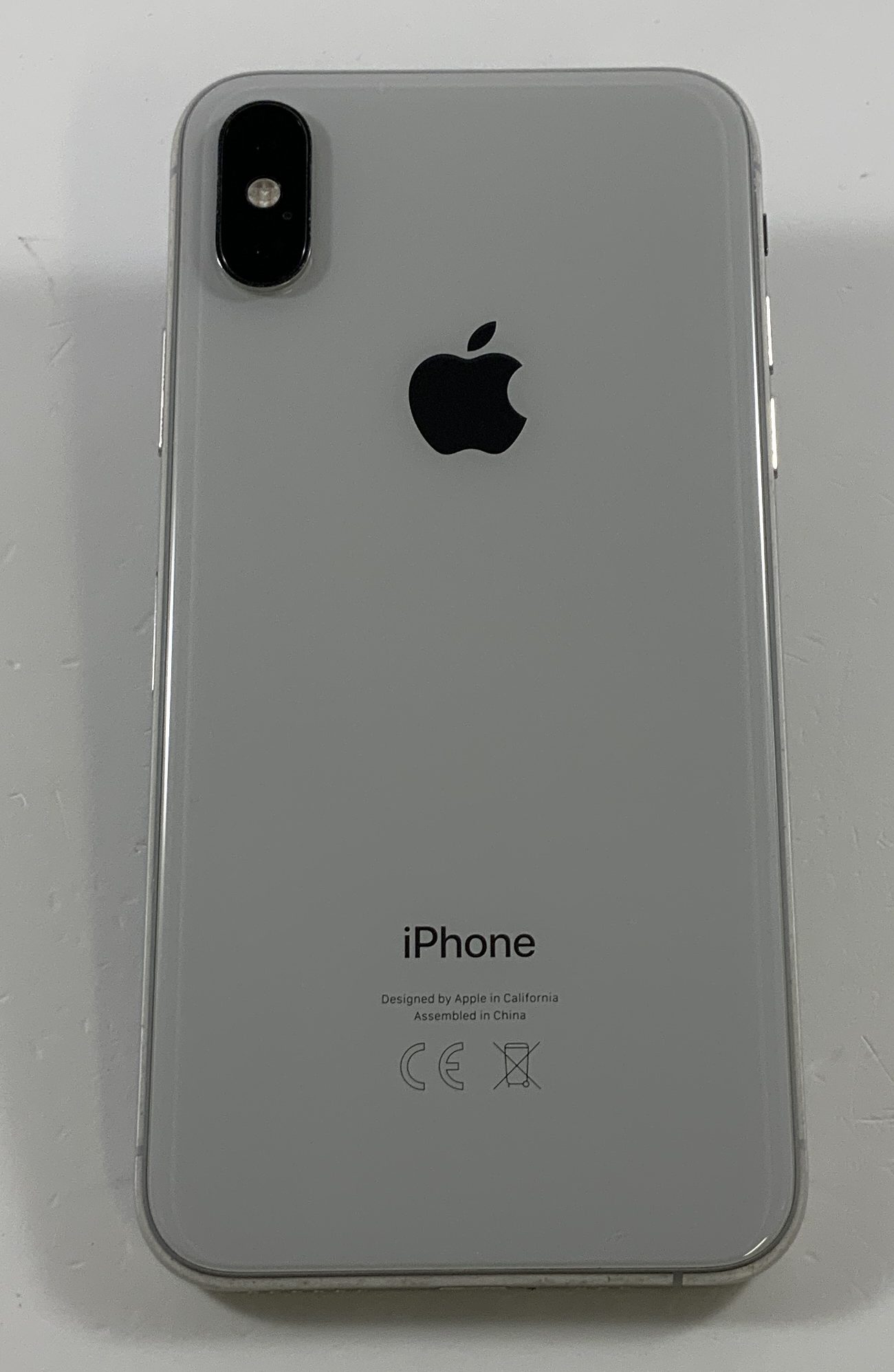 iPhone XS 256GB, 256GB, Silver, immagine 2
