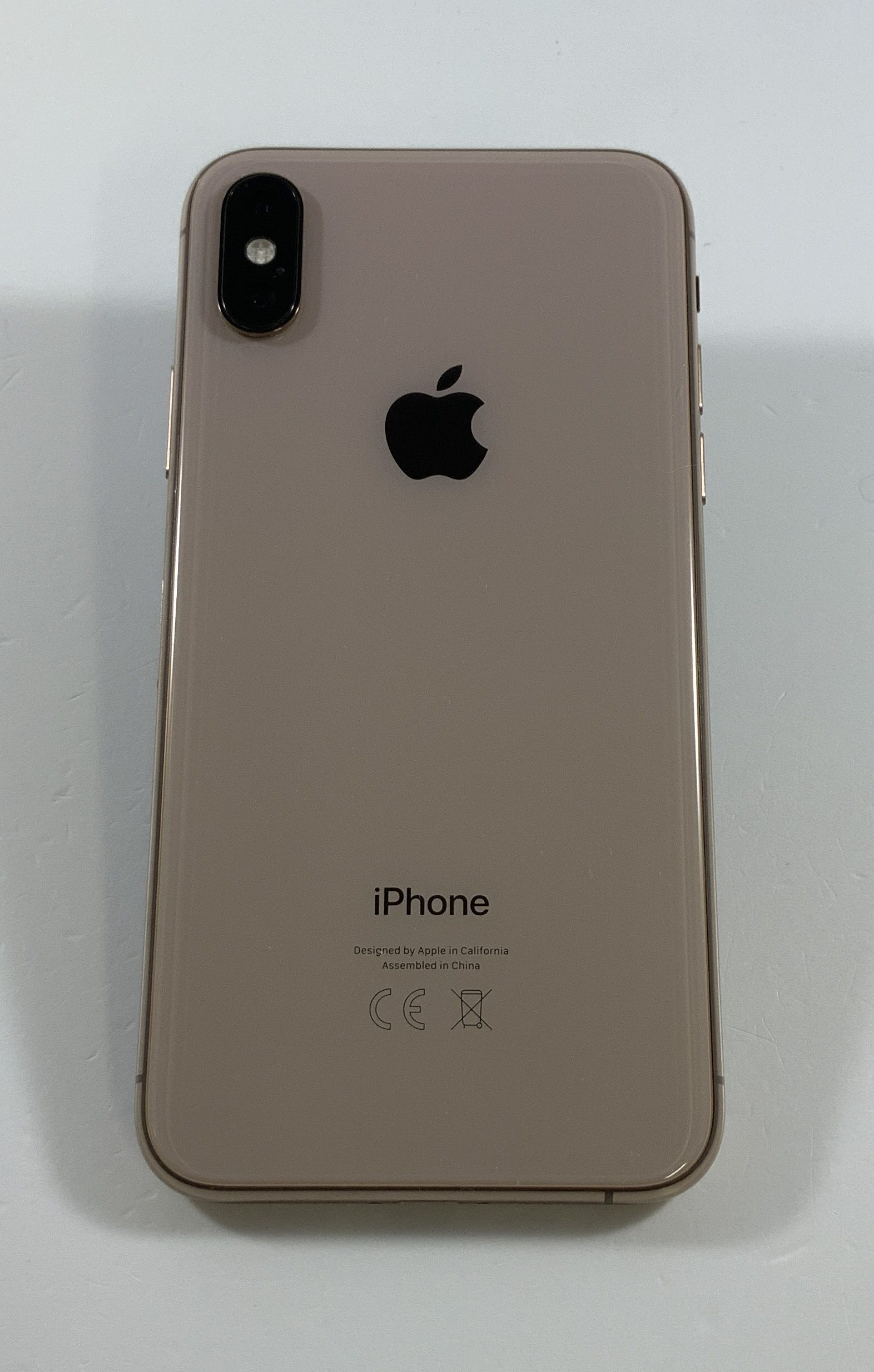 iPhone XS 64GB, 64GB, Gold, obraz 2