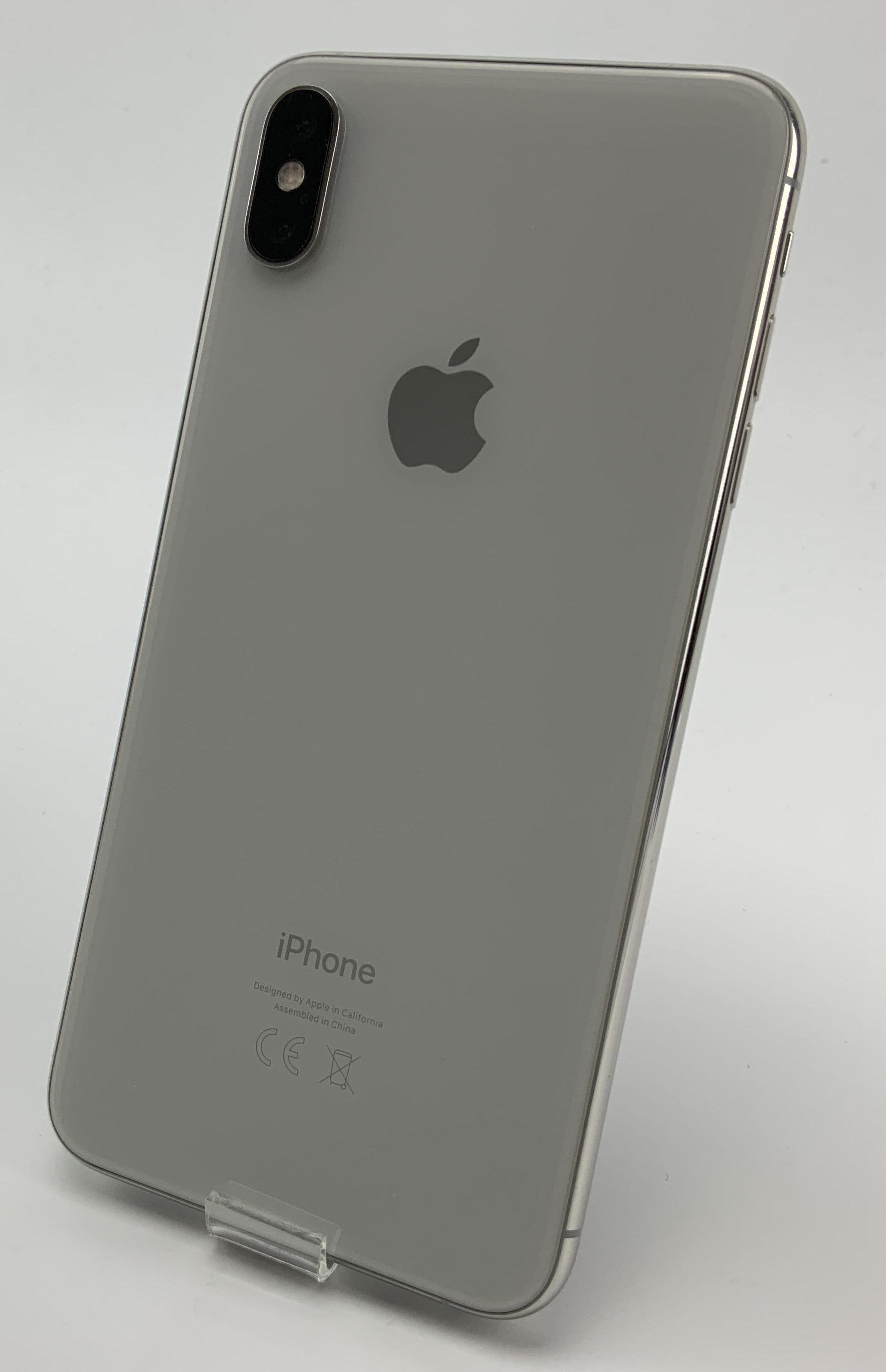 iPhone XS Max 256GB, 256GB, Silver, Kuva 3