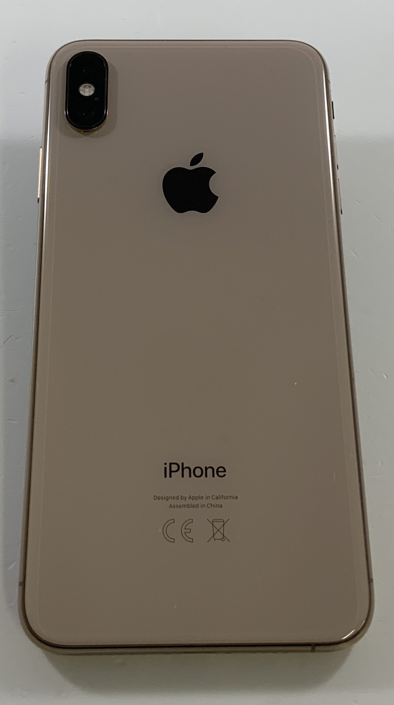 iPhone XS Max 256GB, 256GB, Gold, Kuva 2