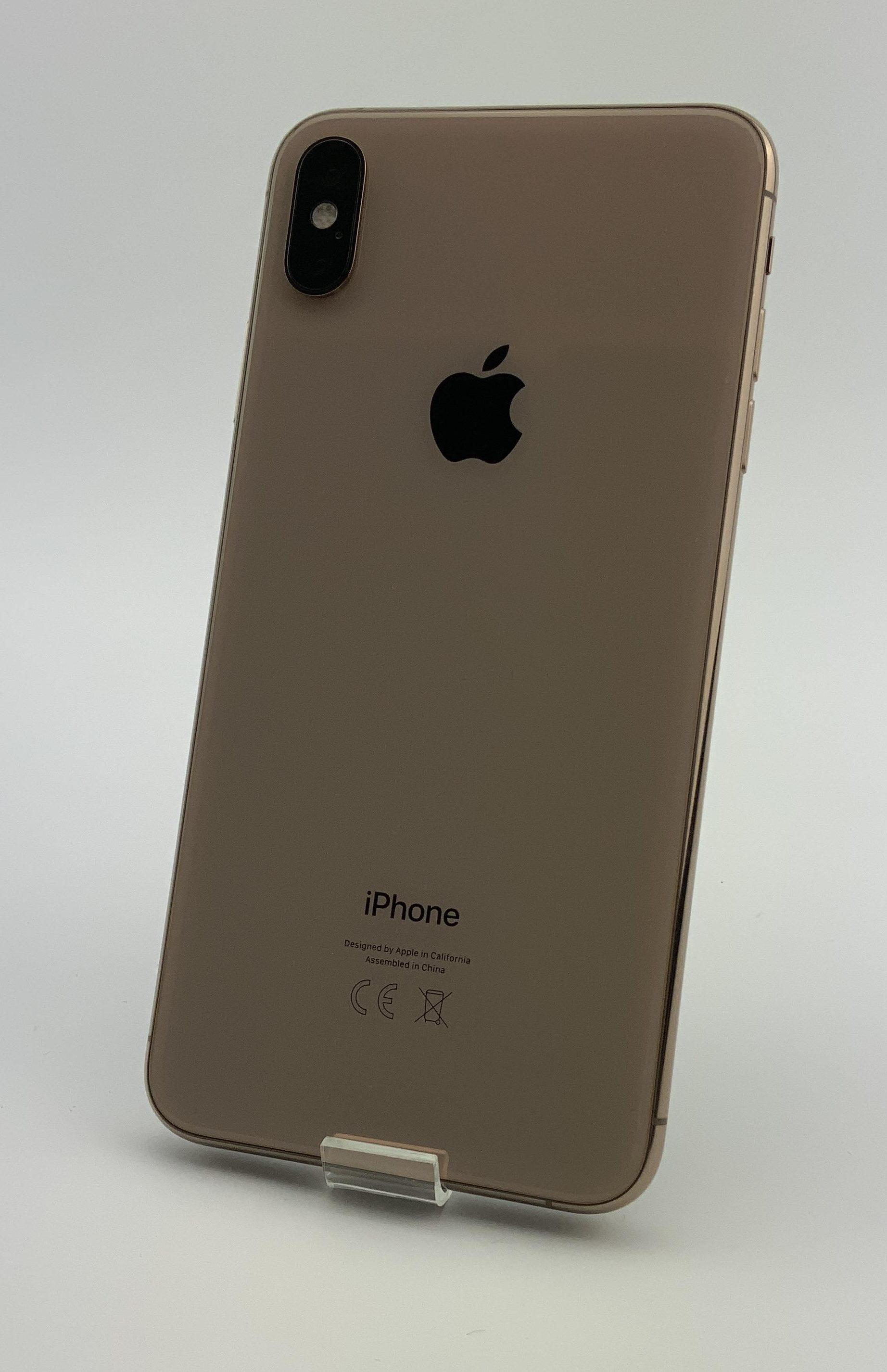iPhone XS Max 64GB, 64GB, Gold, Bild 2