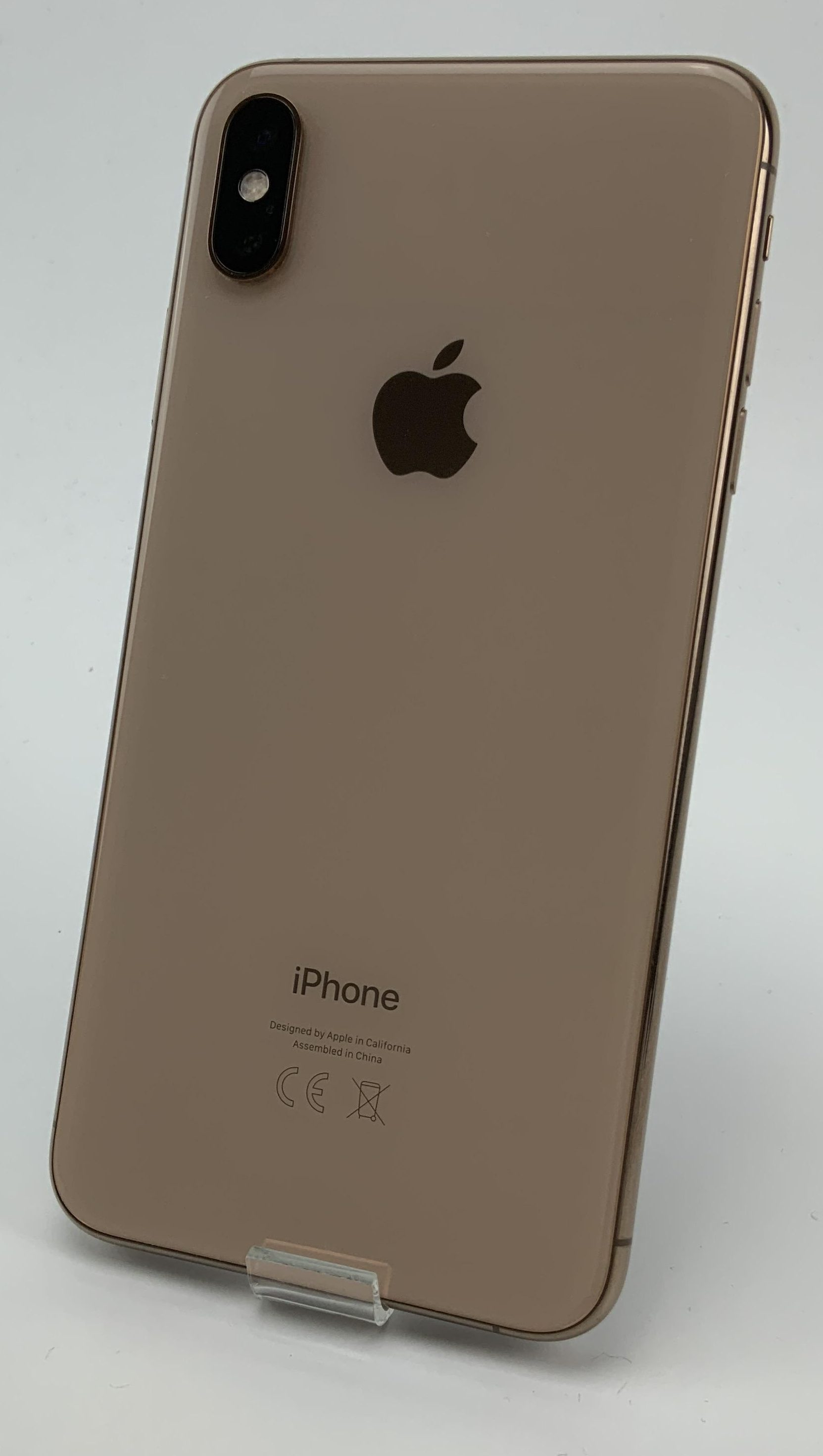 iPhone XS Max 64GB, 64GB, Gold, imagen 2