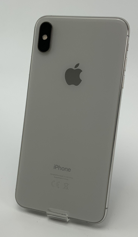 iPhone XS Max 64GB, 64GB, Silver, Kuva 2