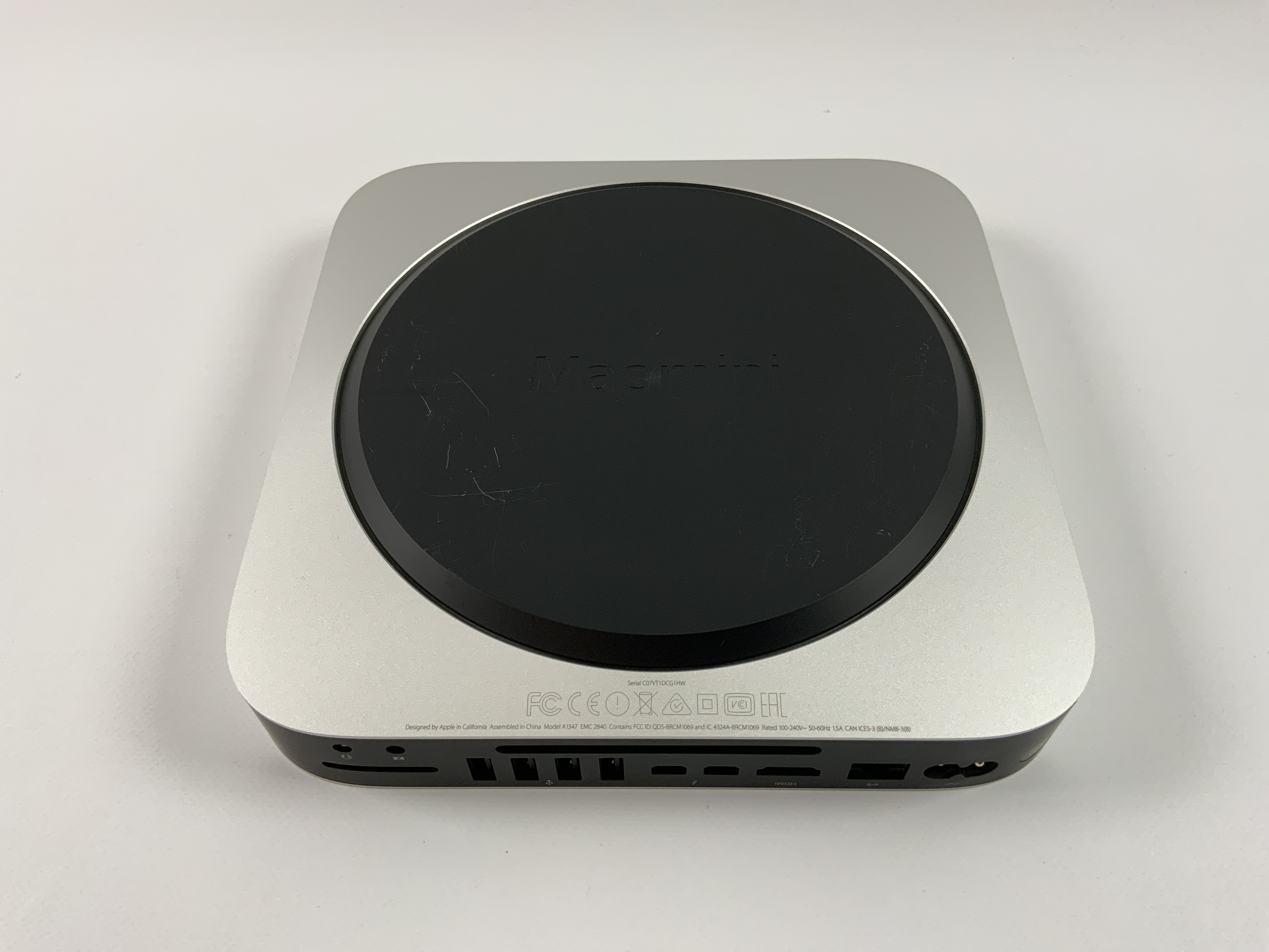Mac Mini Late 2014 (Intel Core i5 2.6 GHz 8 GB RAM 1 TB HDD), Intel Core i5 2.6 GHz, 8 GB RAM, 1 TB HDD, image 2