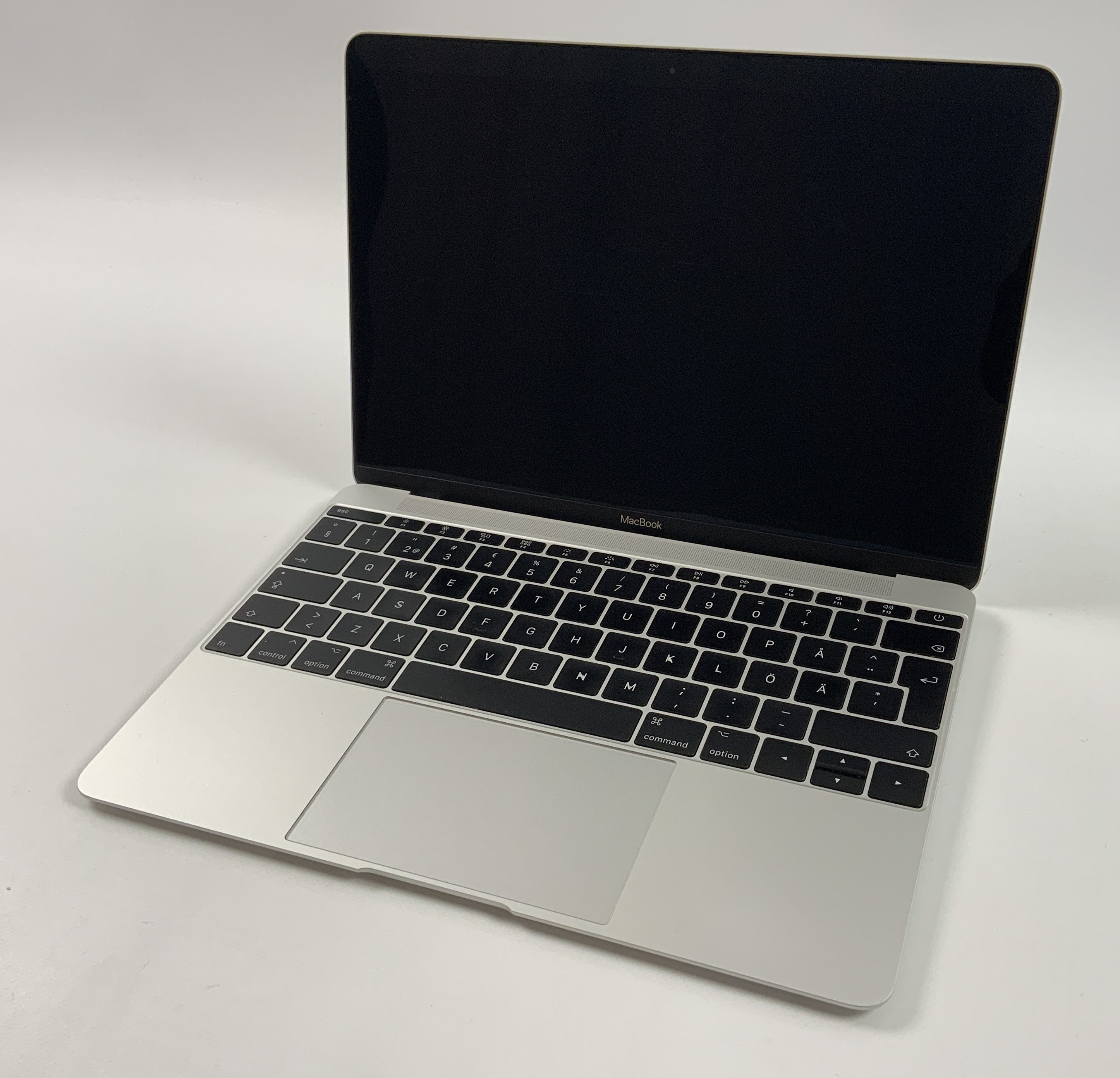"MacBook 12"" Mid 2017 (Intel Core i5 1.3 GHz 16 GB RAM 512 GB SSD), Silver, Intel Core i5 1.3 GHz, 16 GB RAM, 512 GB SSD, bild 1"