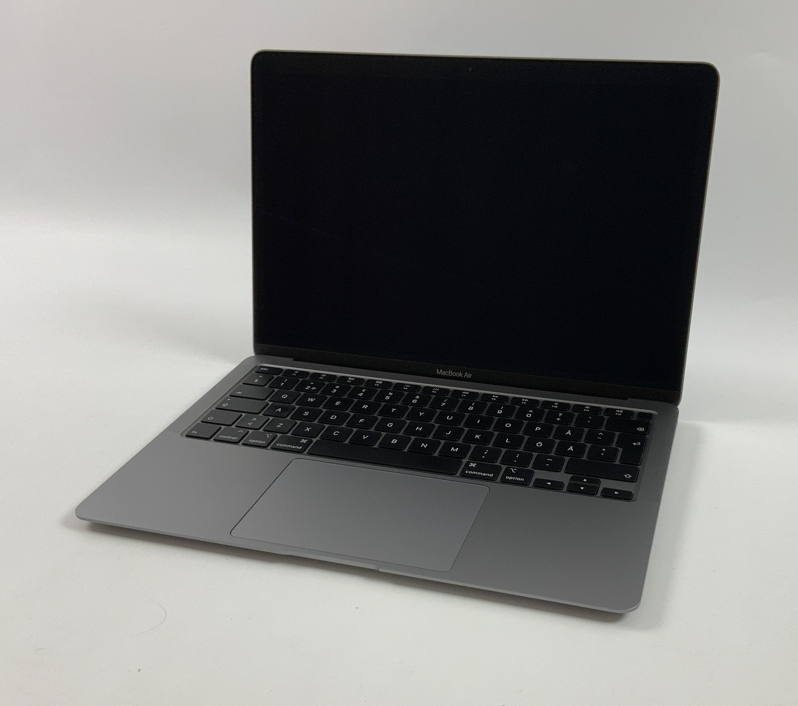"MacBook Air 13"" Early 2020 (Intel Core i3 1.1 GHz 8 GB RAM 256 GB SSD), Space Gray, Intel Core i3 1.1 GHz, 8 GB RAM, 256 GB SSD, Kuva 1"