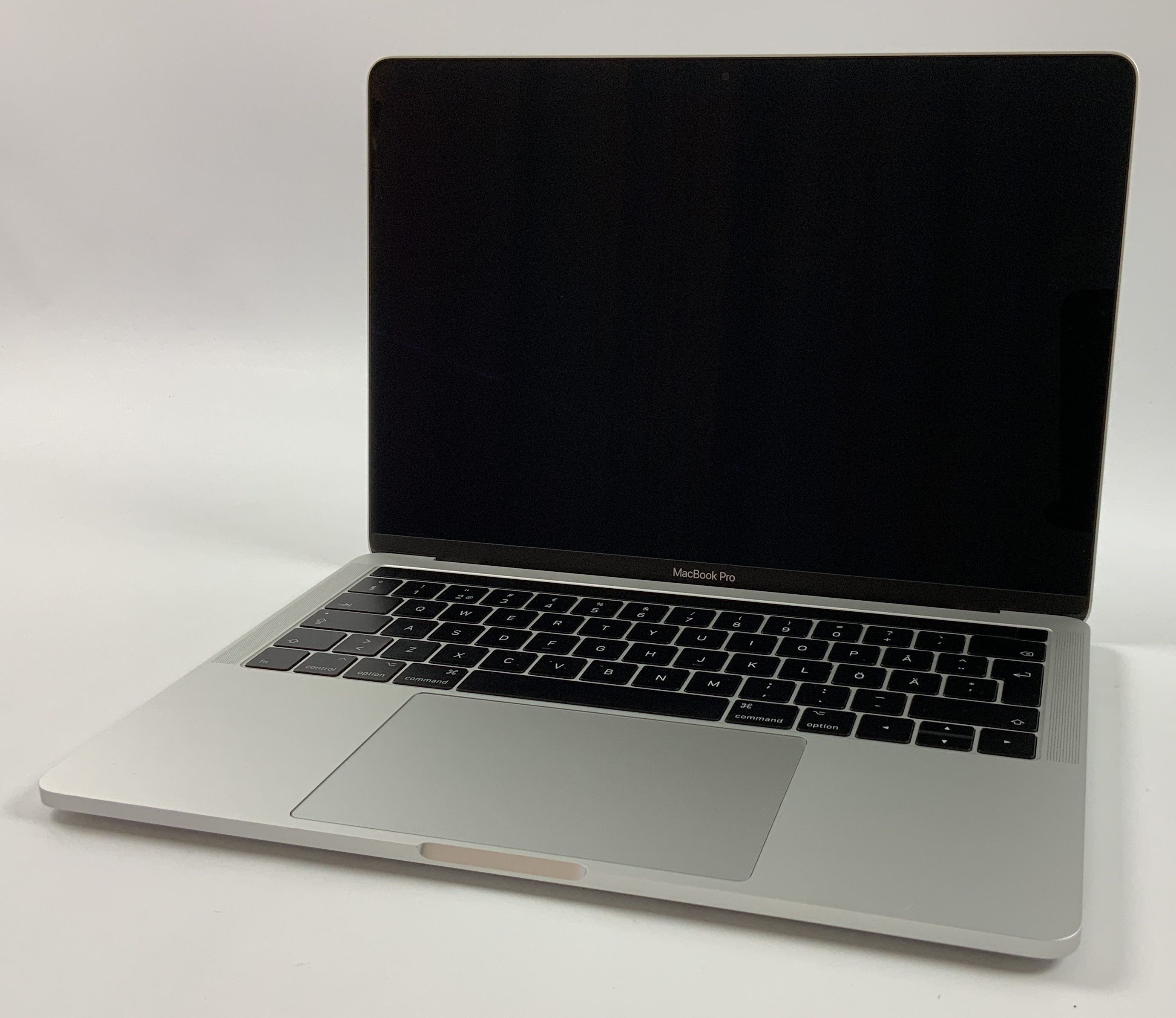"MacBook Pro 13"" 4TBT Late 2016 (Intel Core i5 2.9 GHz 8 GB RAM 256 GB SSD), Silver, Intel Core i5 2.9 GHz, 8 GB RAM, 256 GB SSD, obraz 1"