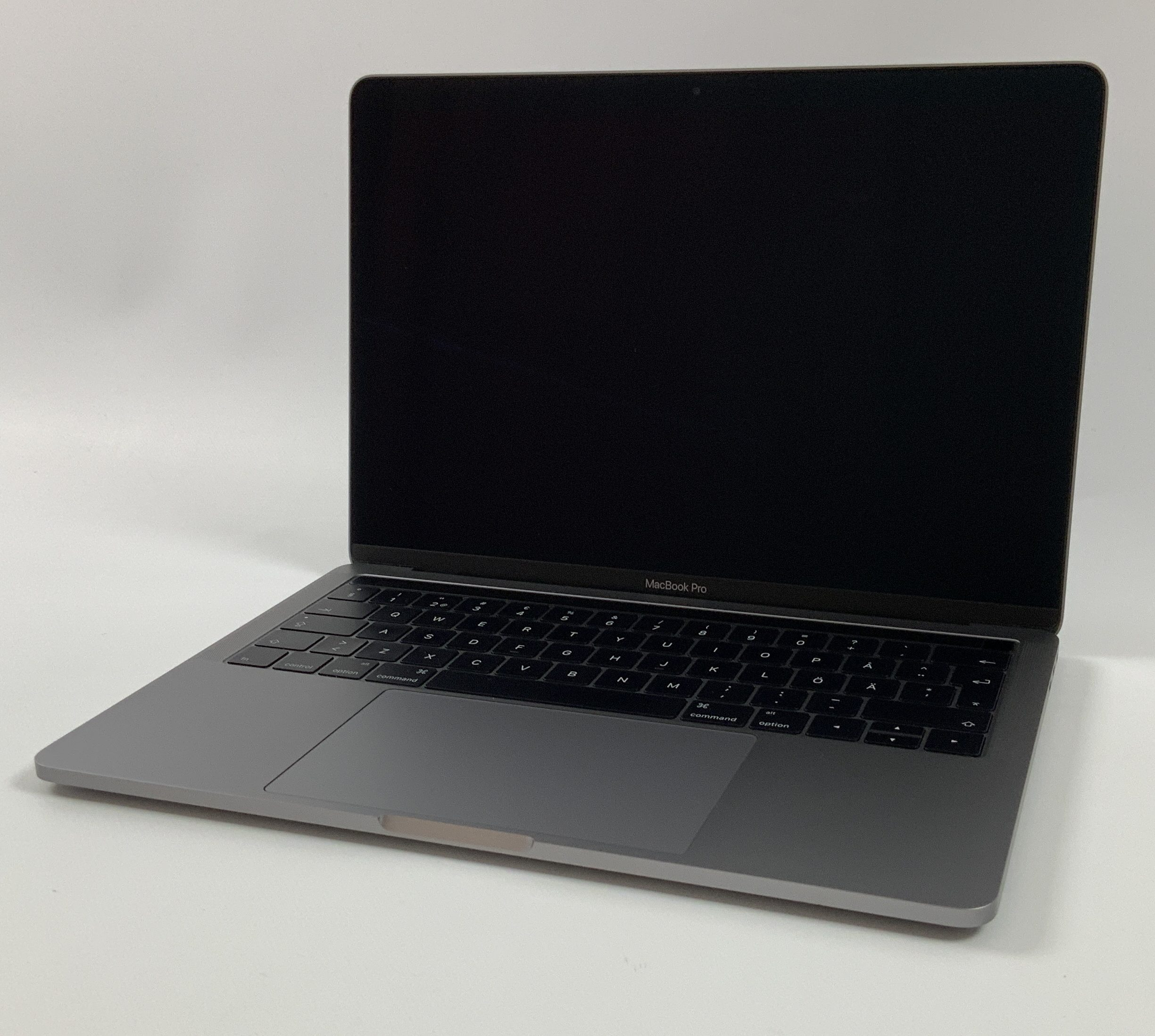 "MacBook Pro 13"" 4TBT Late 2016 (Intel Core i5 2.9 GHz 8 GB RAM 512 GB SSD), Space Gray, Intel Core i5 2.9 GHz, 8 GB RAM, 512 GB SSD, Afbeelding 1"