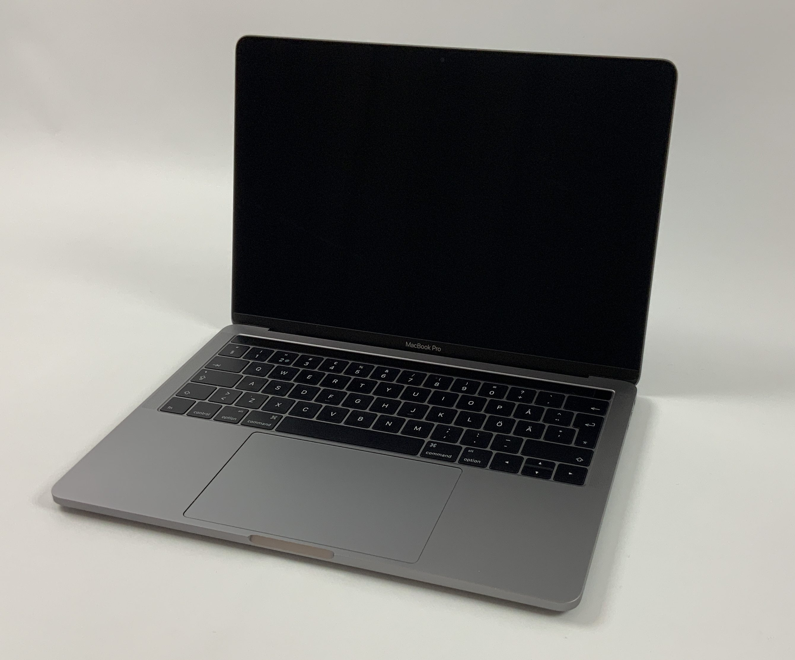 "MacBook Pro 13"" 4TBT Late 2016 (Intel Core i5 2.9 GHz 8 GB RAM 512 GB SSD), Space Gray, Intel Core i5 2.9 GHz, 8 GB RAM, 512 GB SSD, image 1"