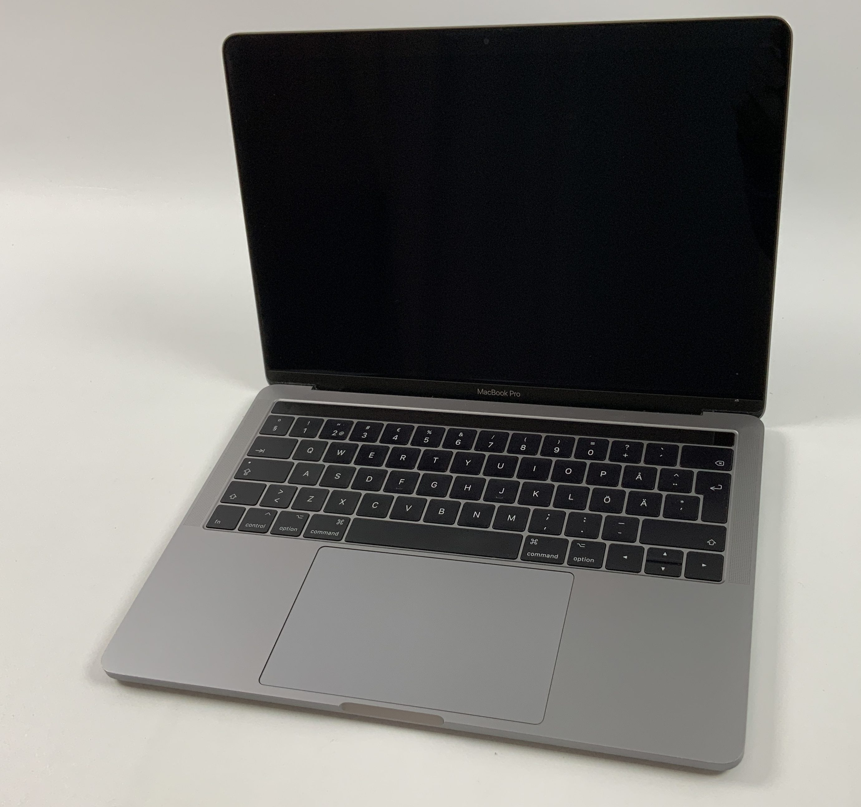 "MacBook Pro 13"" 4TBT Mid 2017 (Intel Core i5 3.1 GHz 8 GB RAM 256 GB SSD), Space Gray, Intel Core i5 3.1 GHz, 8 GB RAM, 256 GB SSD, Kuva 1"